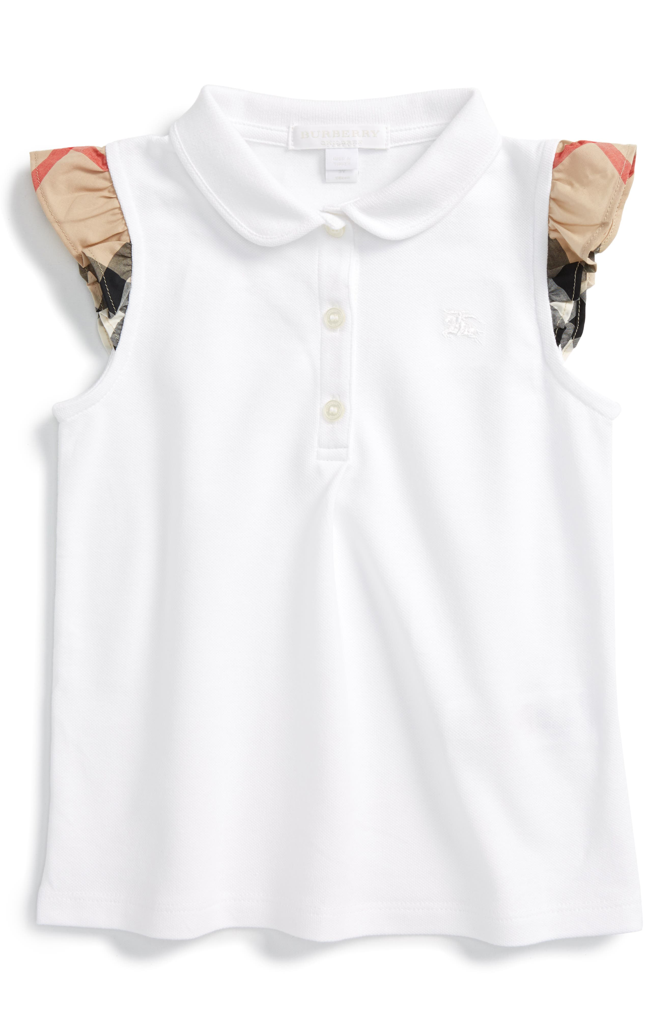 Burberry Tia Shirt (Baby Girls & Toddler Girls)
