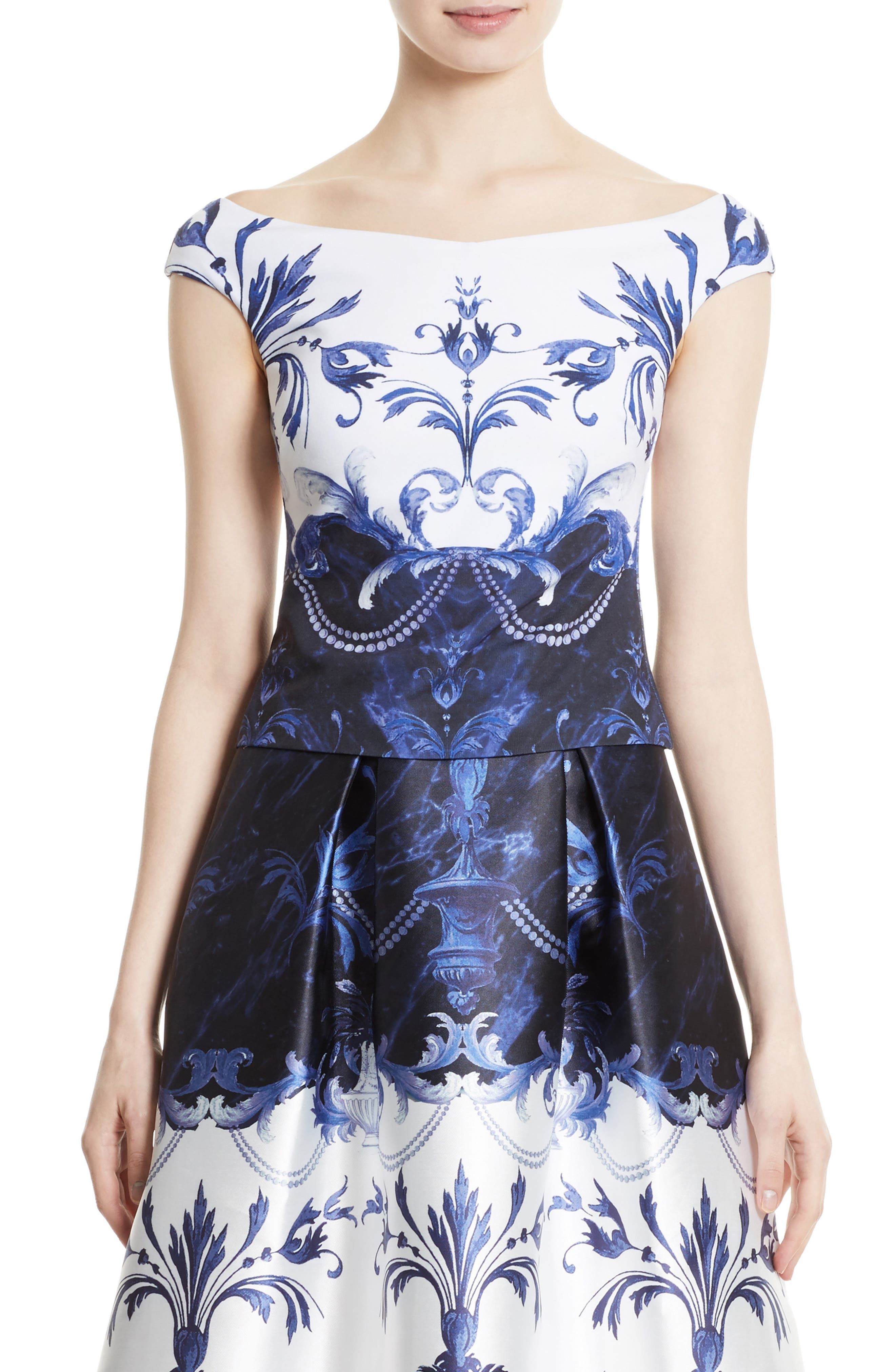 Alternate Image 1 Selected - Ted Baker London Molliee Top
