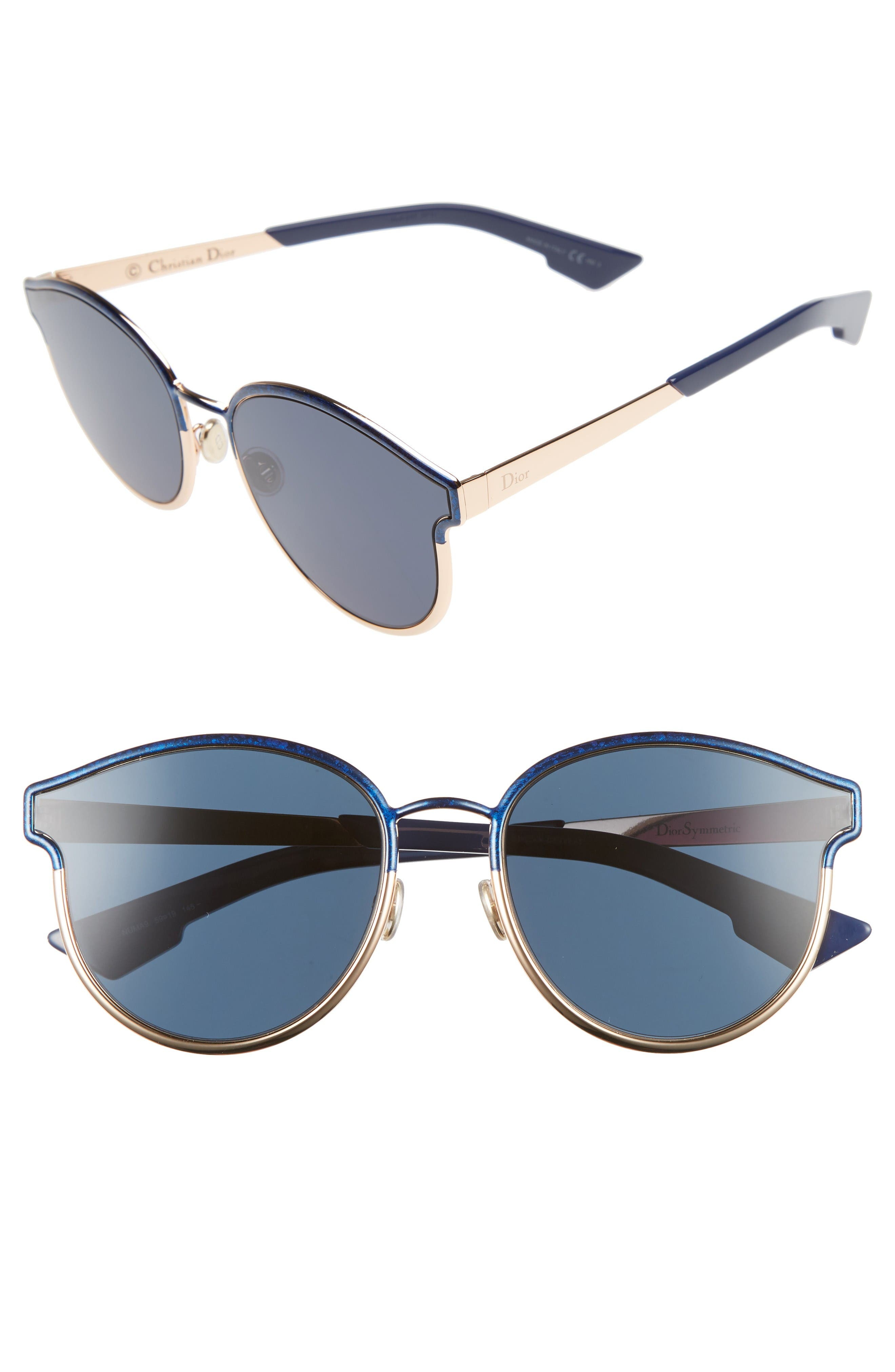 Dior Symmetrics 59mm Sunglasses