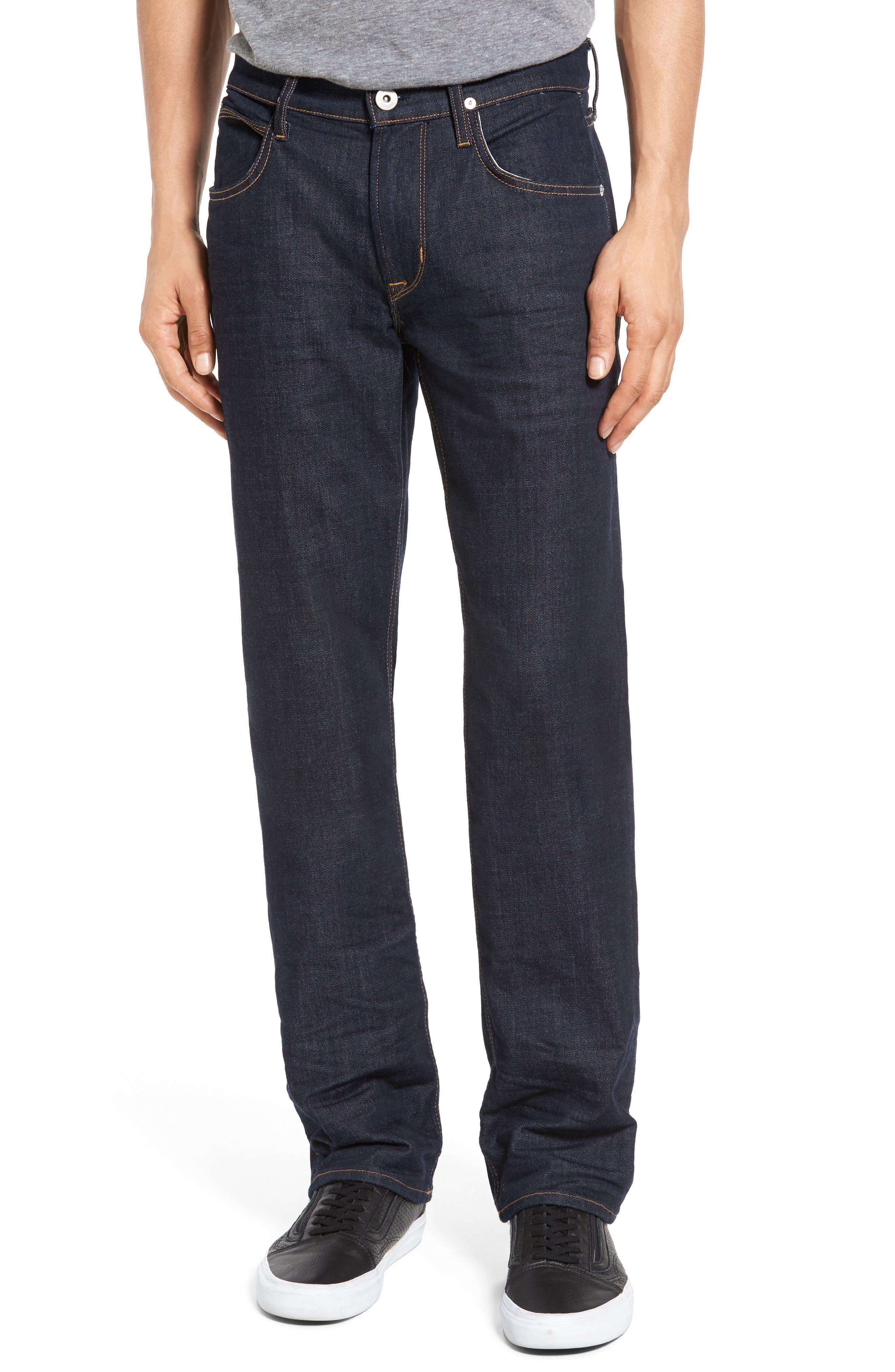 Byron Slim Straight Leg Jeans,                         Main,                         color, Anonymous