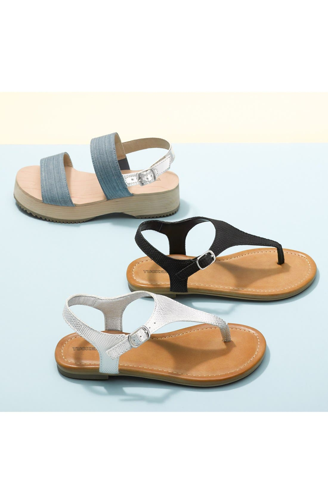 Alternate Image 7  - Tucker + Tate Laney Sandal (Walker, Toddler, Little Kid & Big Kid)