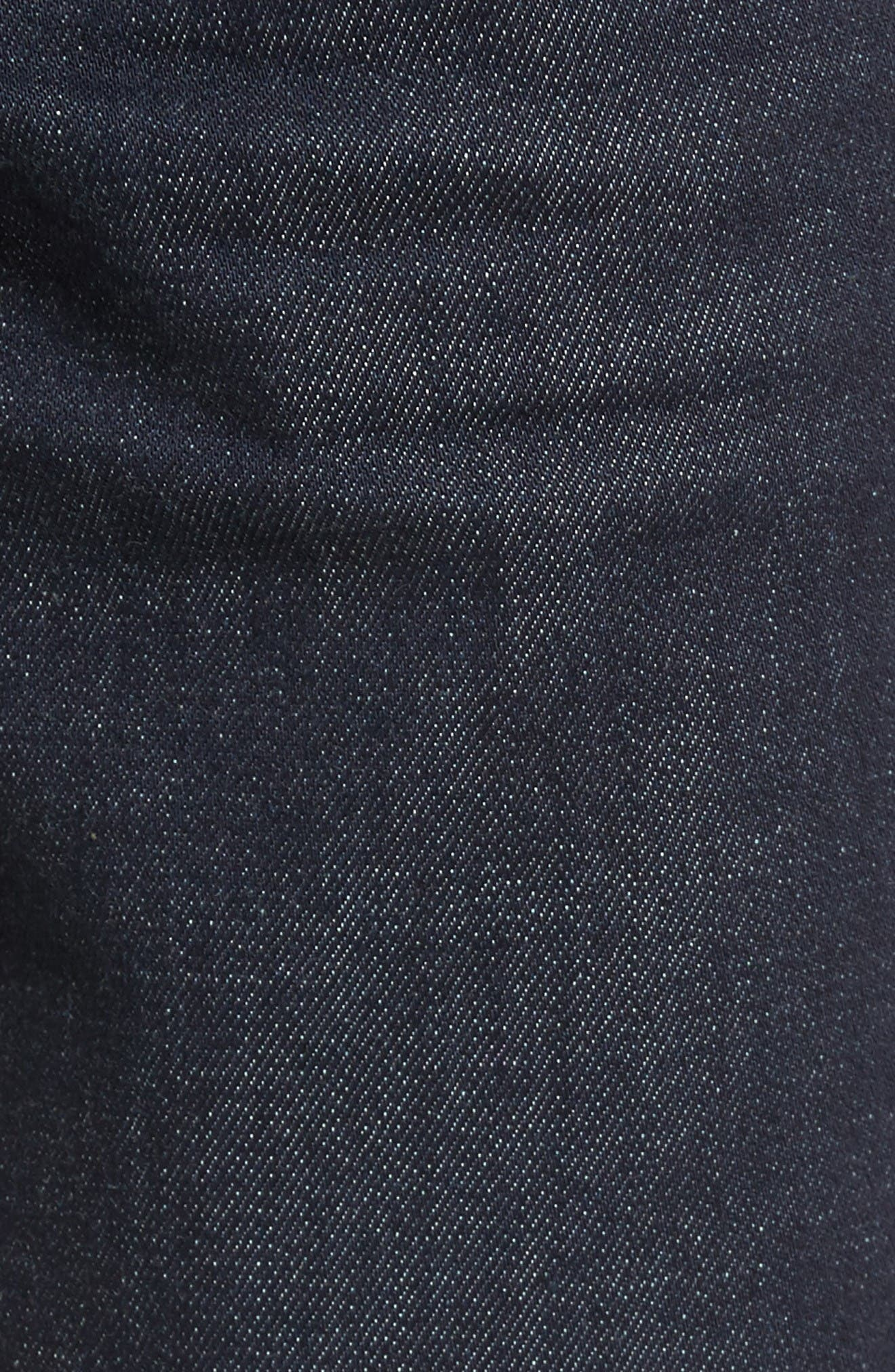 Alternate Image 5  - Hudson Jeans Byron Slim Straight Leg Jeans (Anonymous)