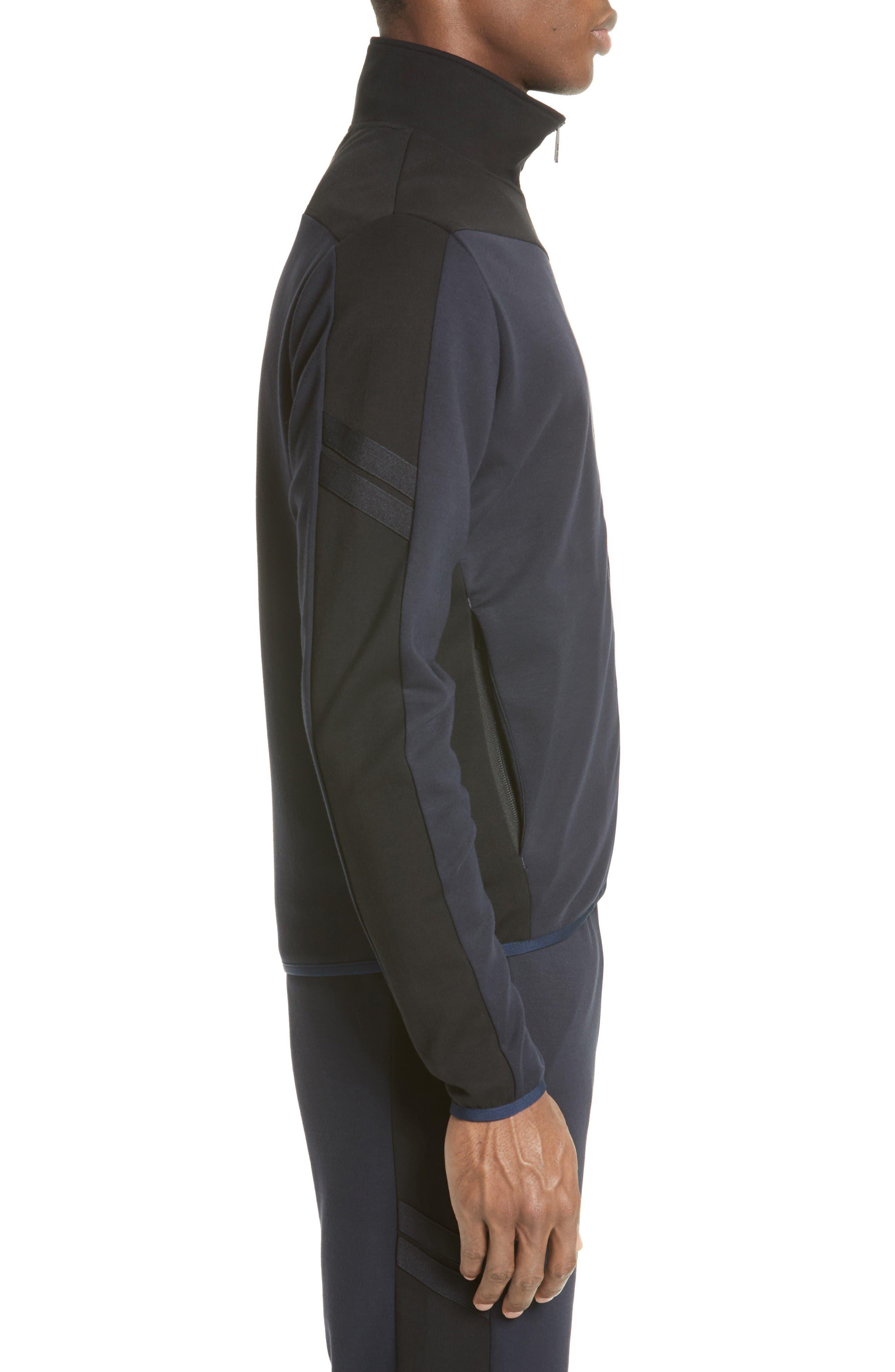 Alternate Image 3  - PS Paul Smith Two-Tone Track Jacket