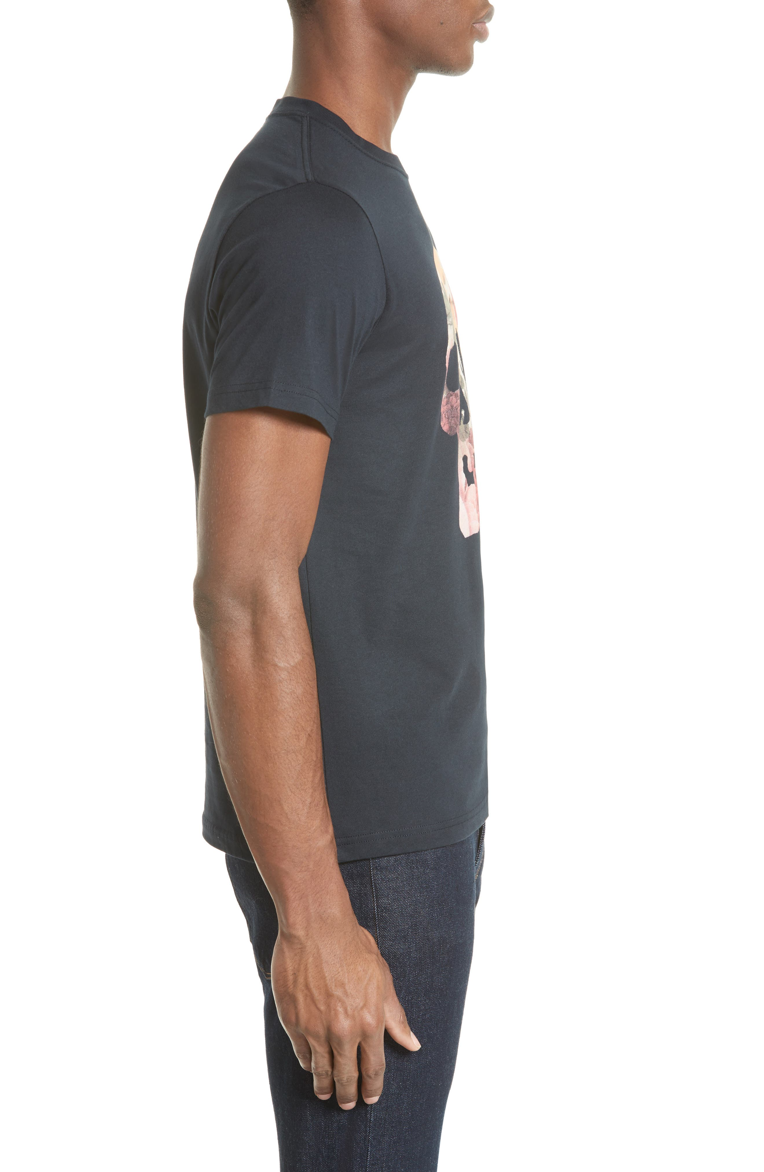 Alternate Image 3  - PS Paul Smith Skull Print T-Shirt