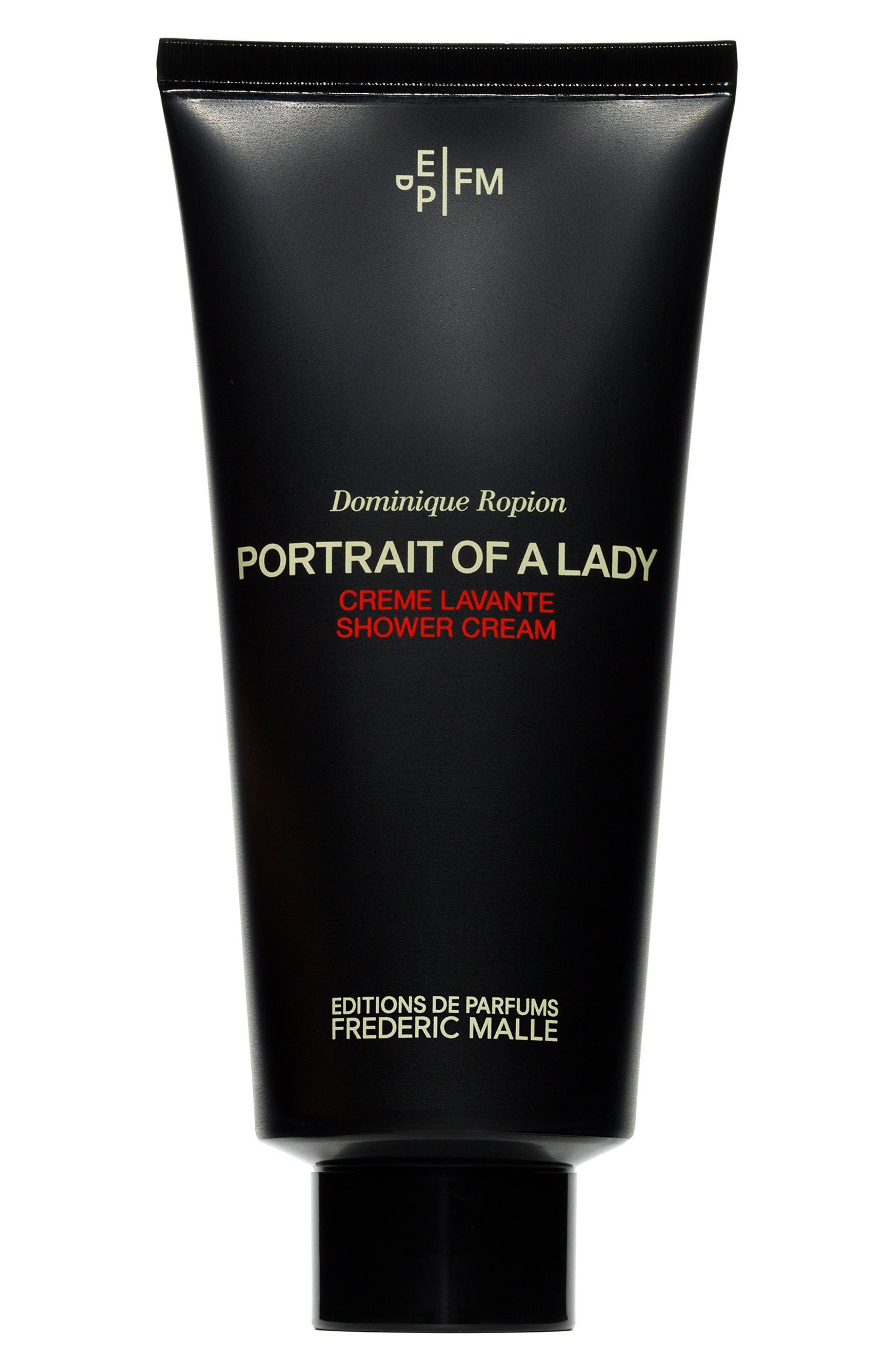 Editions de Parfums Frédéric Malle Portrait of a Lady Shower Cream,                             Main thumbnail 1, color,                             No Color