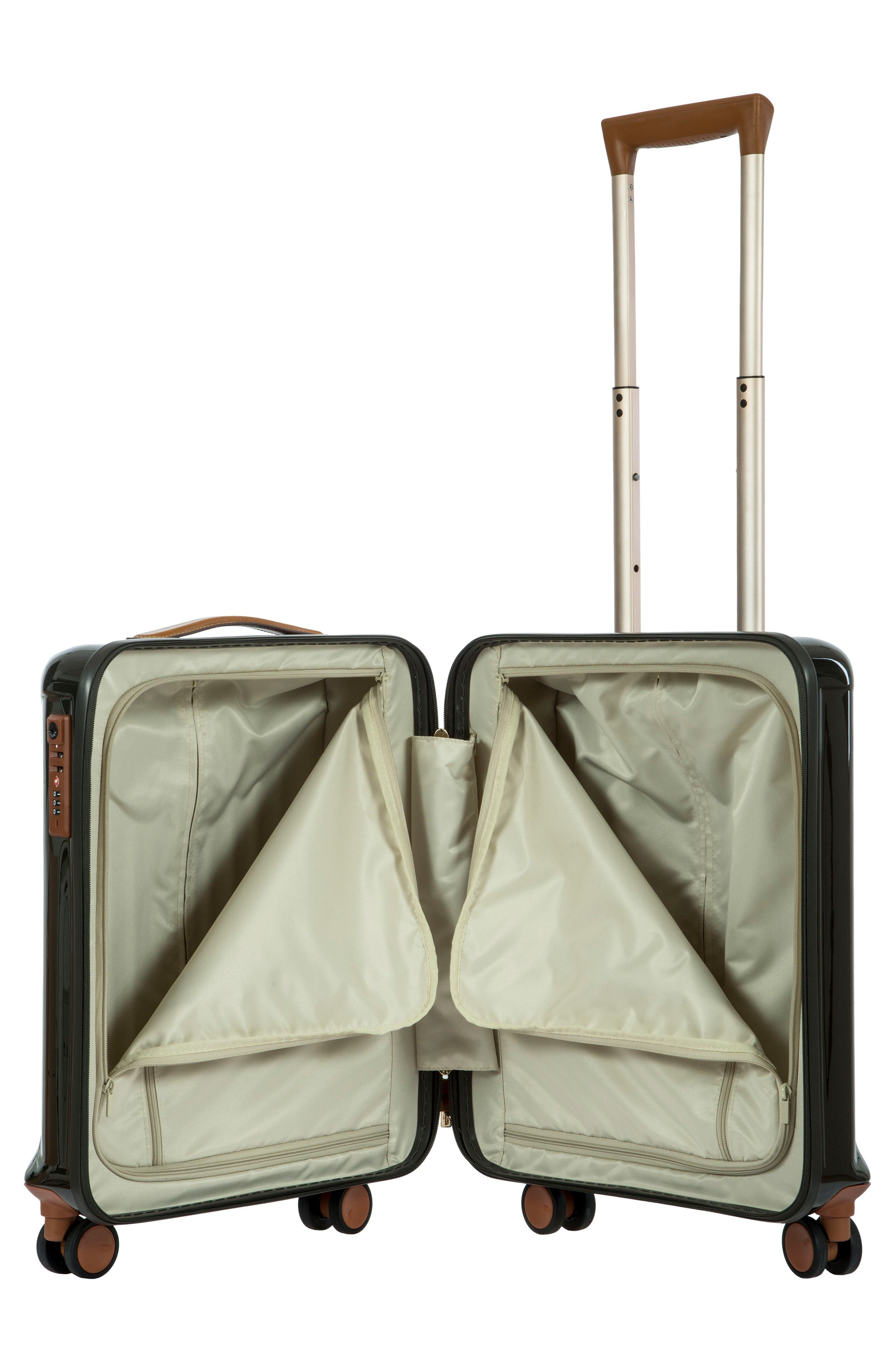 Capri 21-Inch Rolling Carry-On,                             Alternate thumbnail 2, color,                             Olive