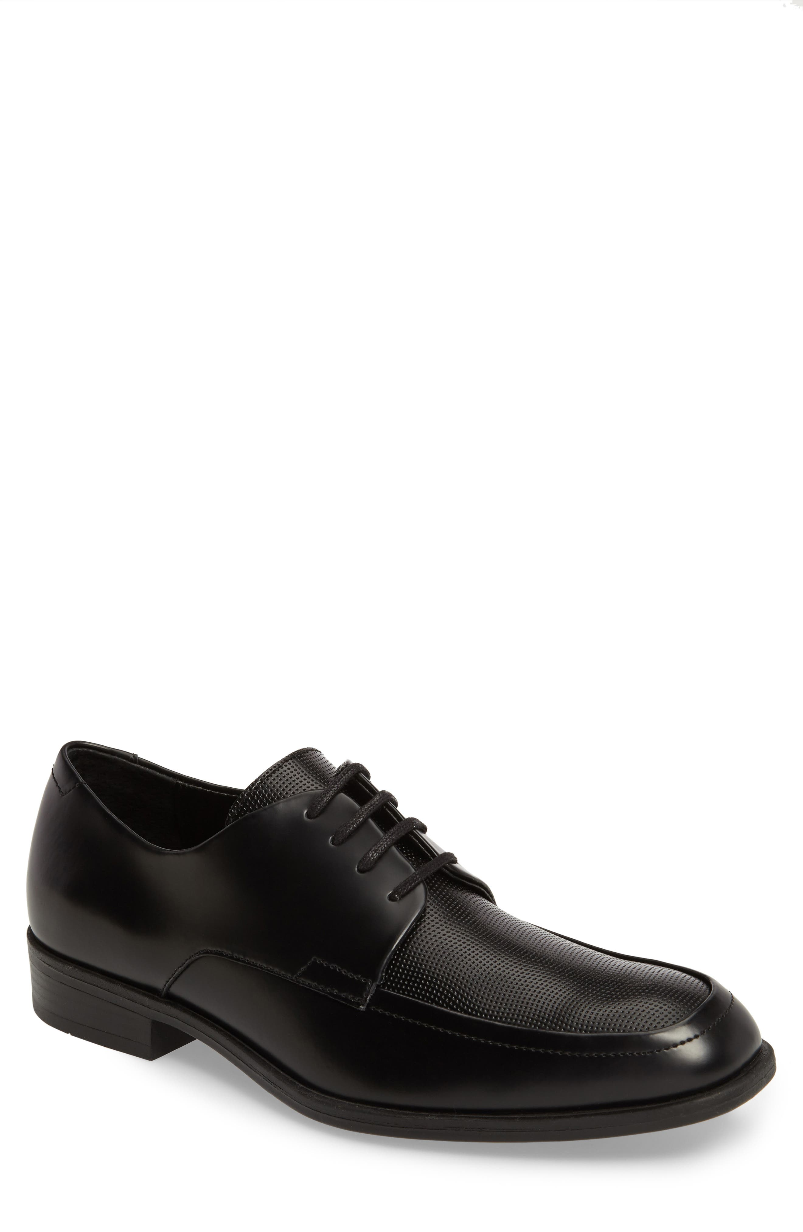Alternate Image 1 Selected - Calvin Klein Draven Moc Toe Casual Lace-Up (Men)