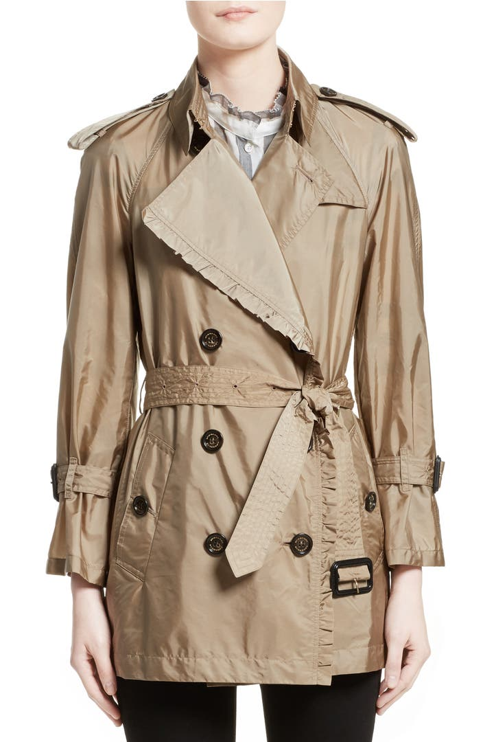 burberry ombersley trench coat nordstrom. Black Bedroom Furniture Sets. Home Design Ideas