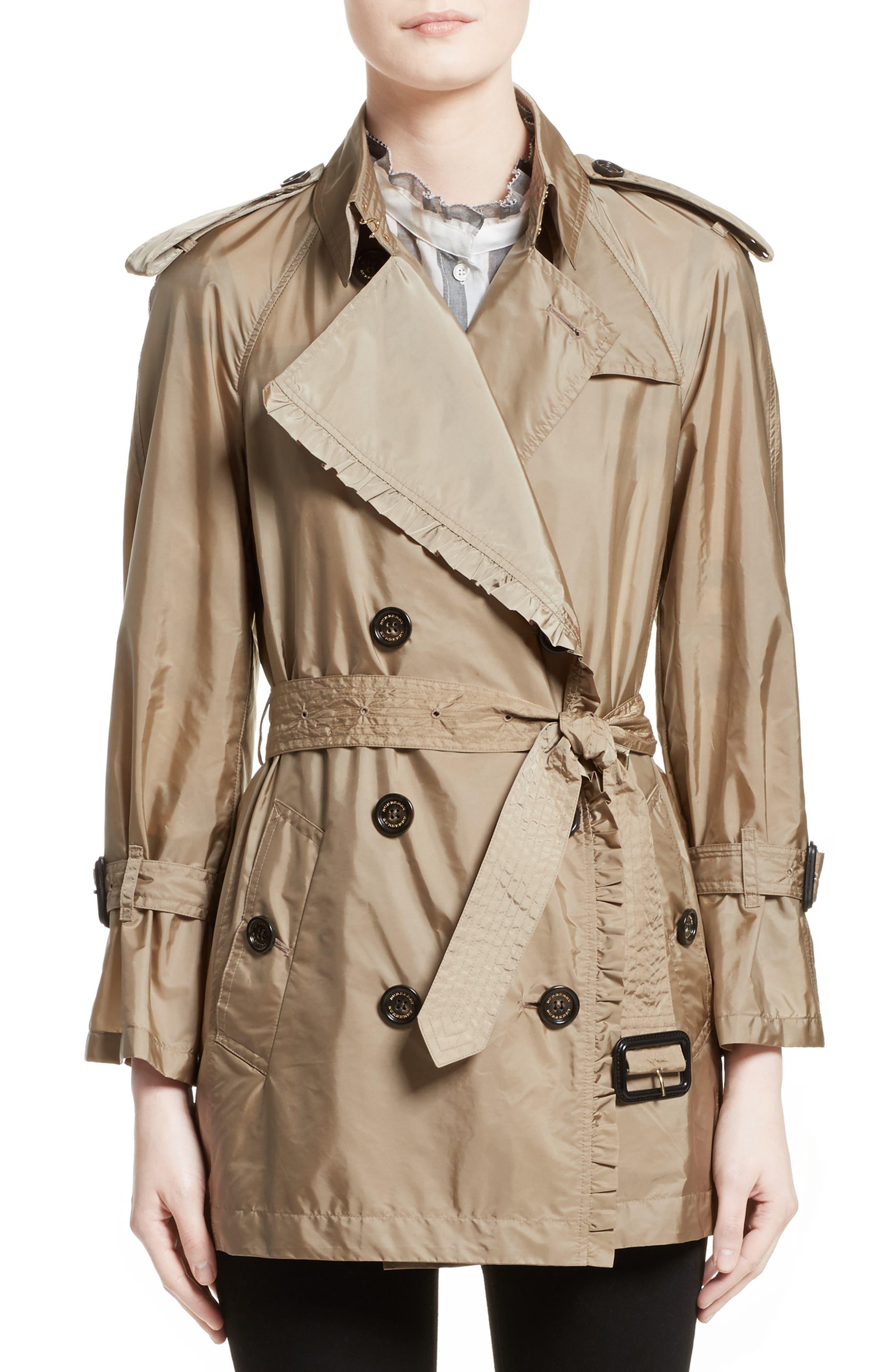 Burberry Ombersley Trench Coat
