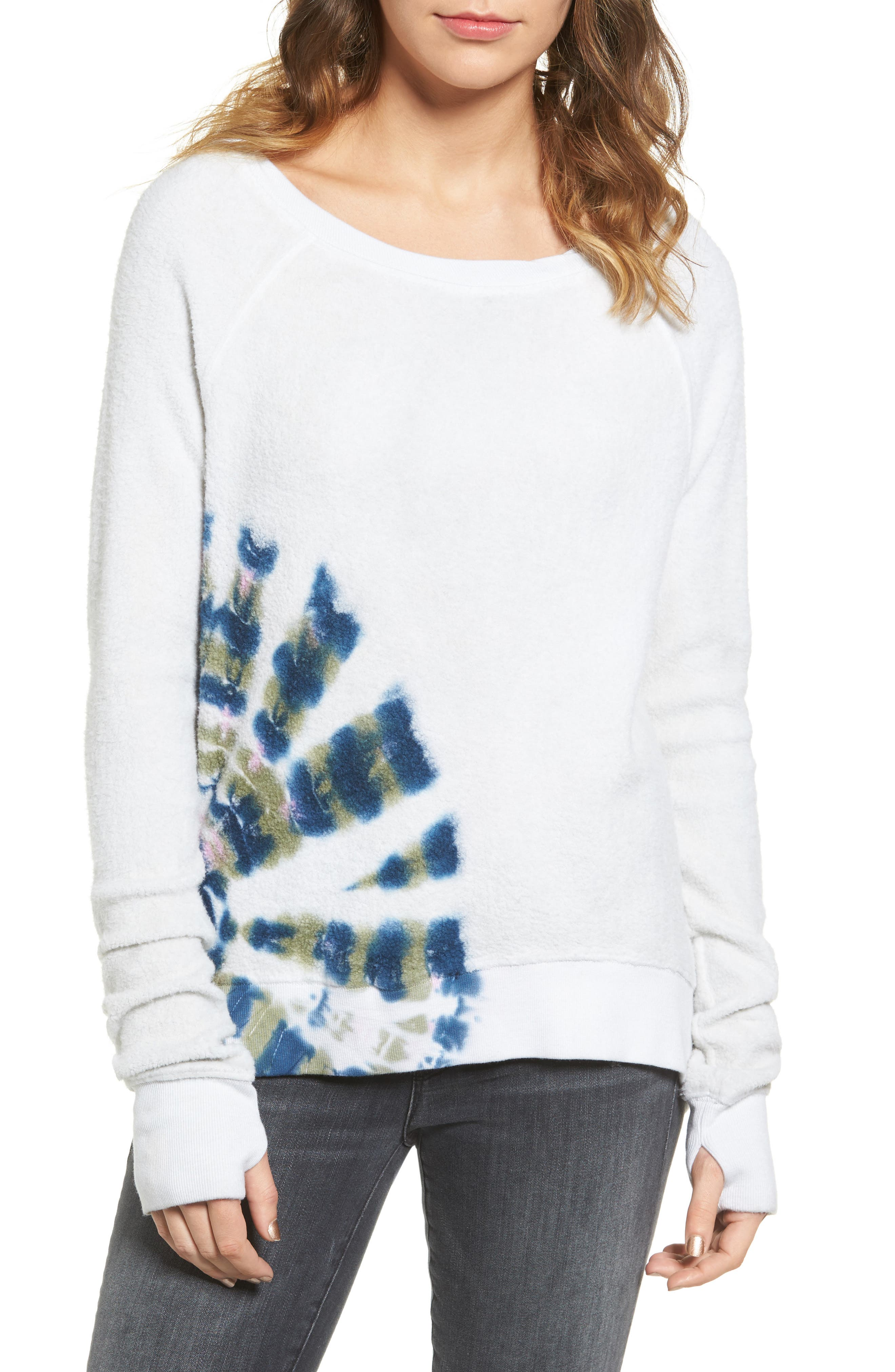 PAM & GELA Inside Out Sweatshirt