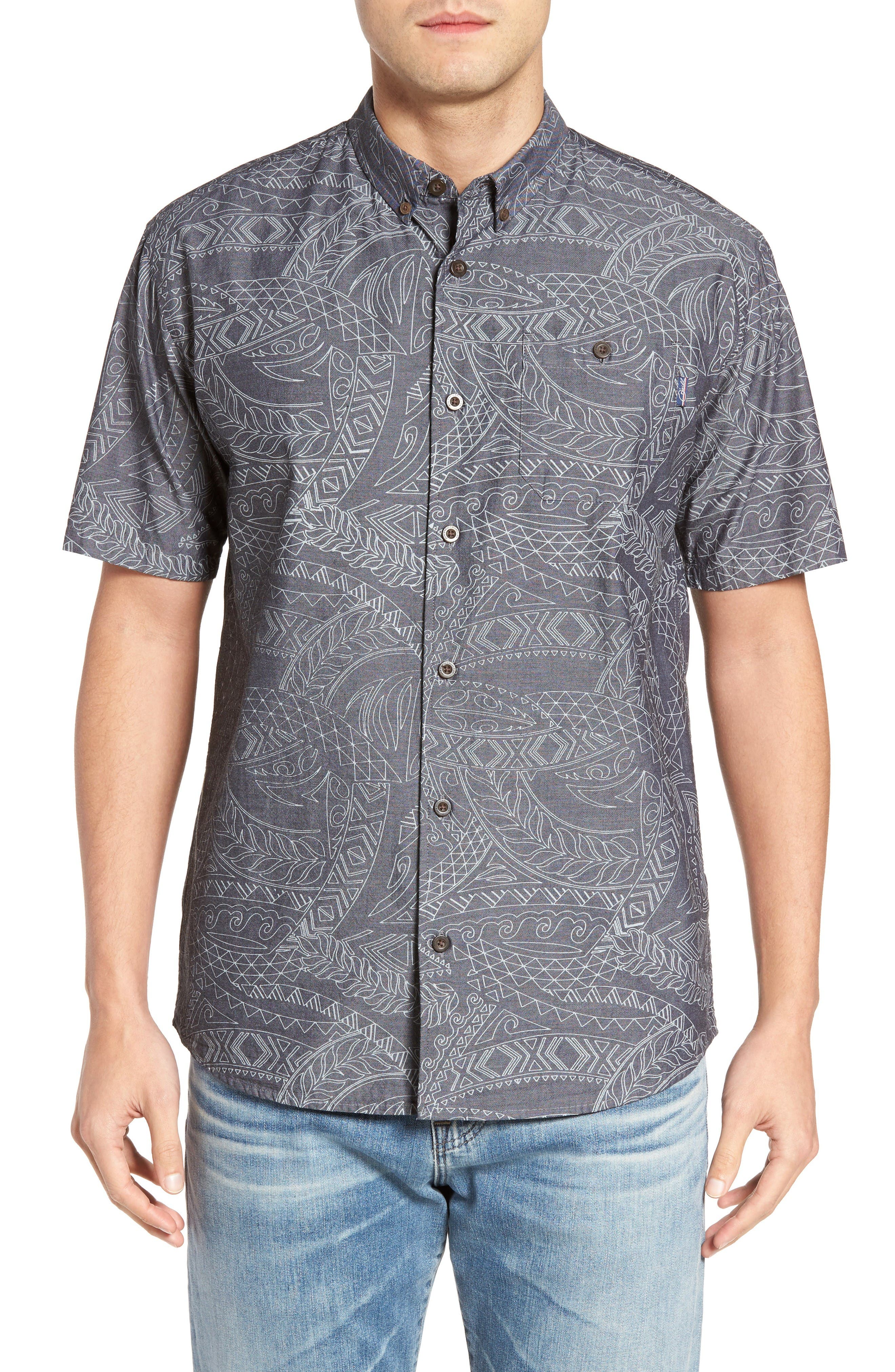 Alternate Image 1 Selected - Jack O'Neill Alika Print Sport Shirt
