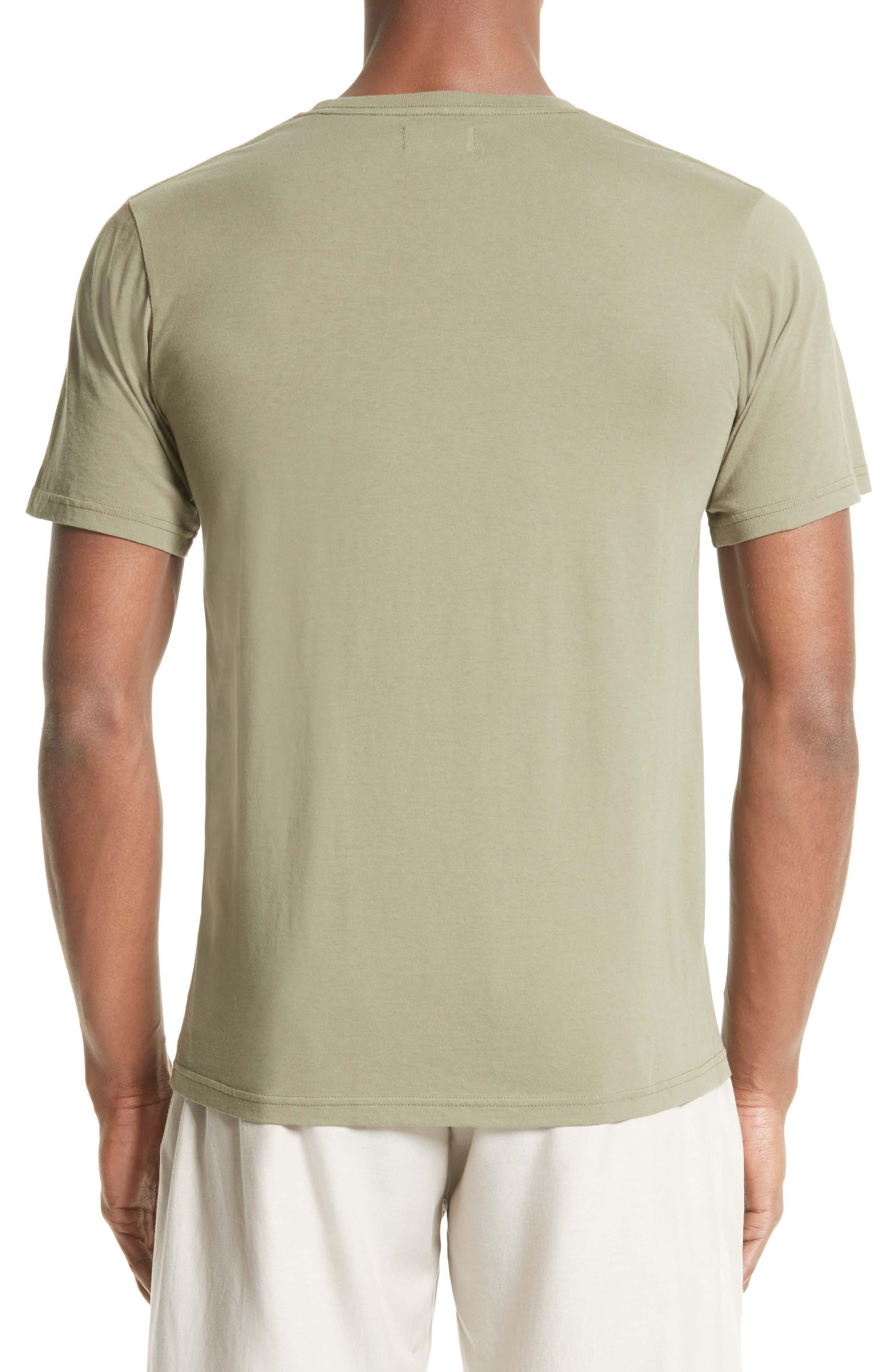 Miller T-Shirt,                             Alternate thumbnail 2, color,                             Sage