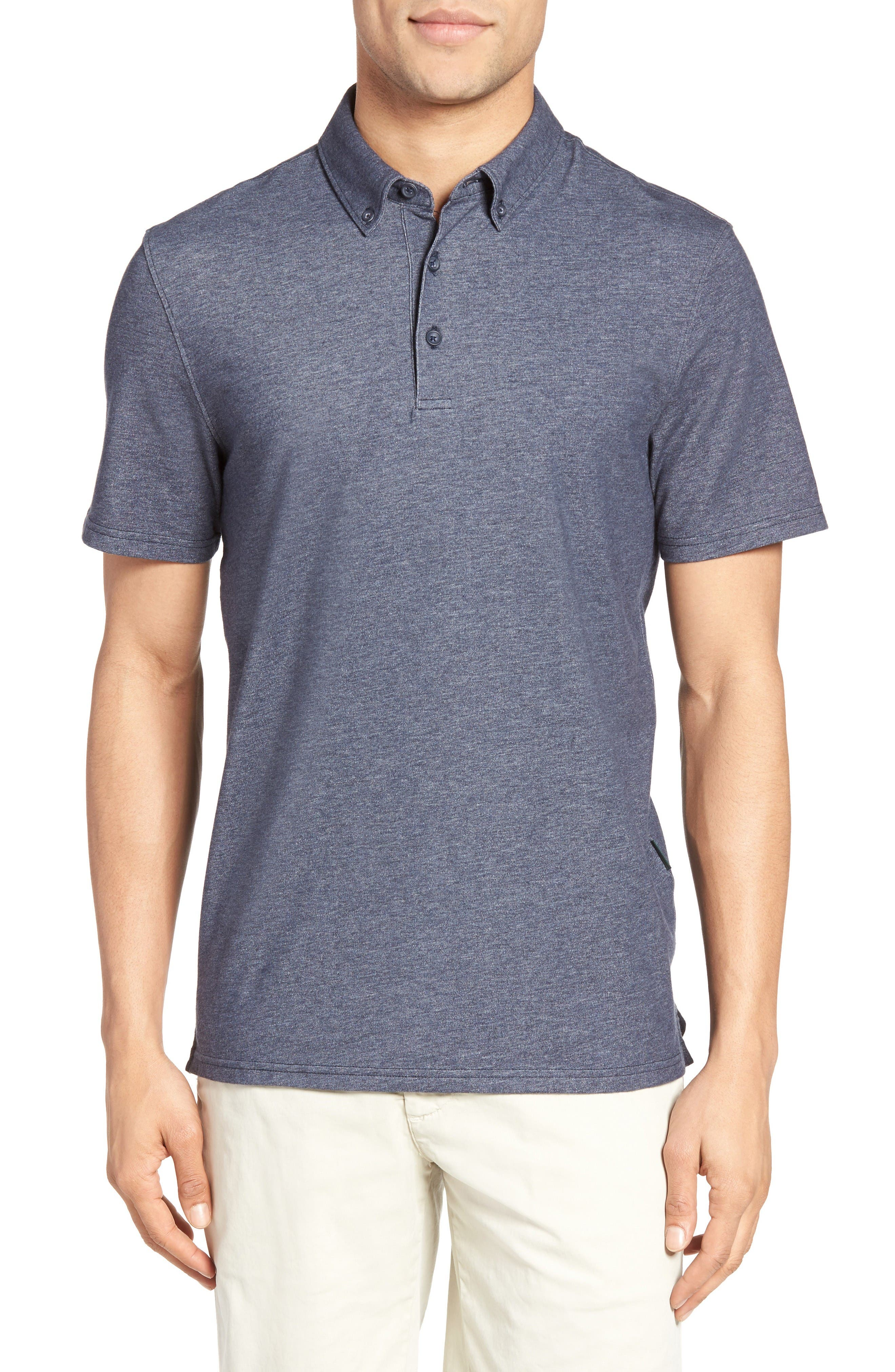 Alternate Image 1 Selected - AG The Mensa Jersey Polo