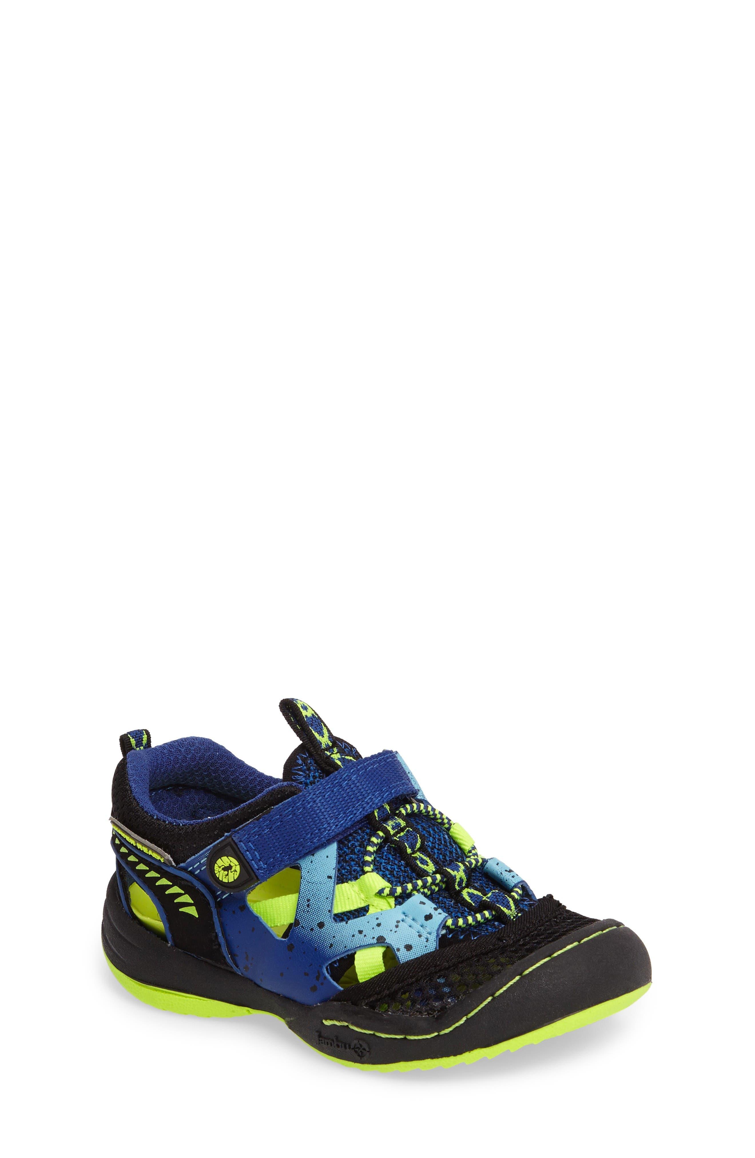 Jambu Squamata Sport Sneaker (Baby, Walker & Toddler)