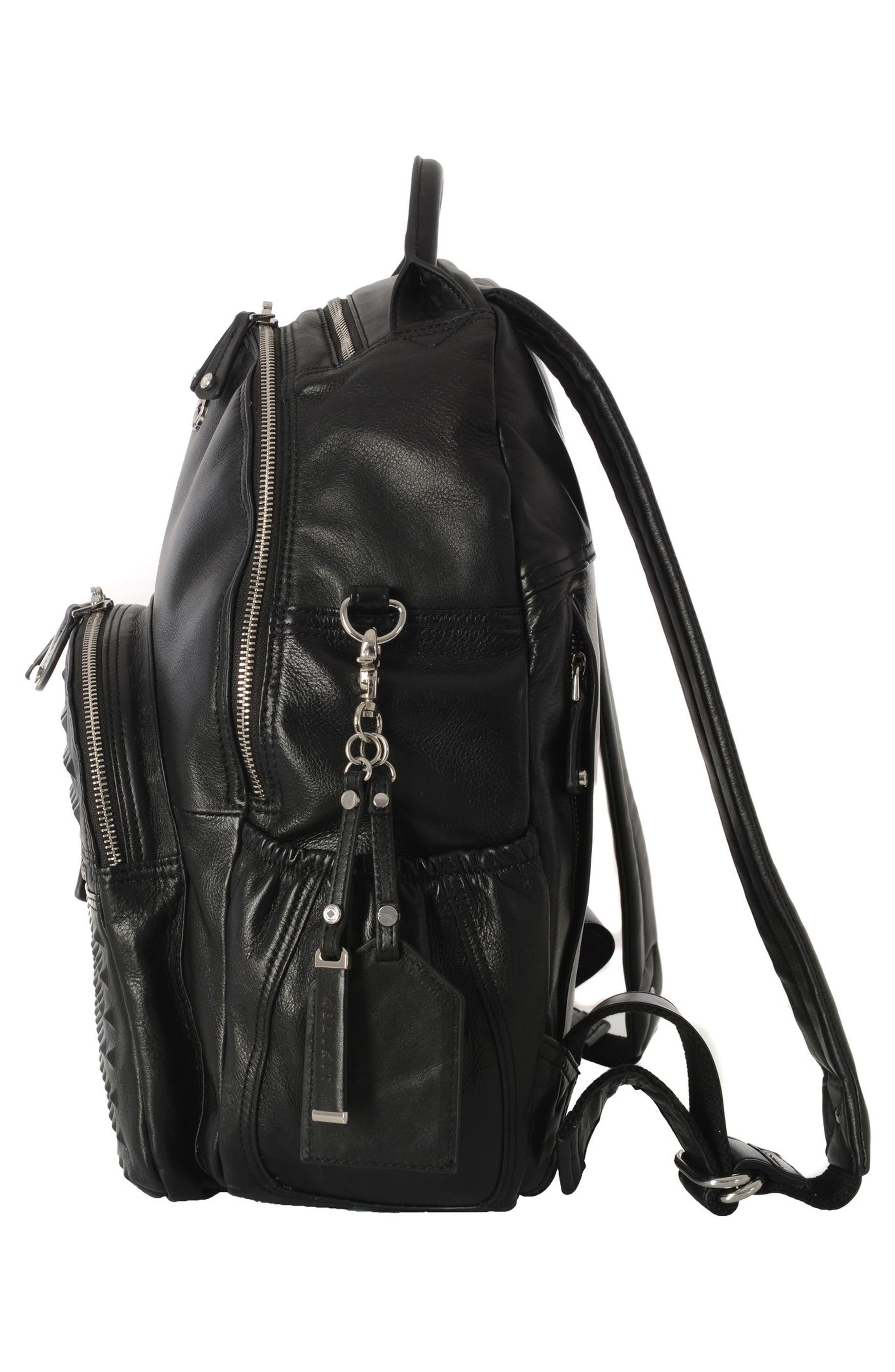 Alternate Image 7  - Kerikit Joy Studded Diaper Backpack