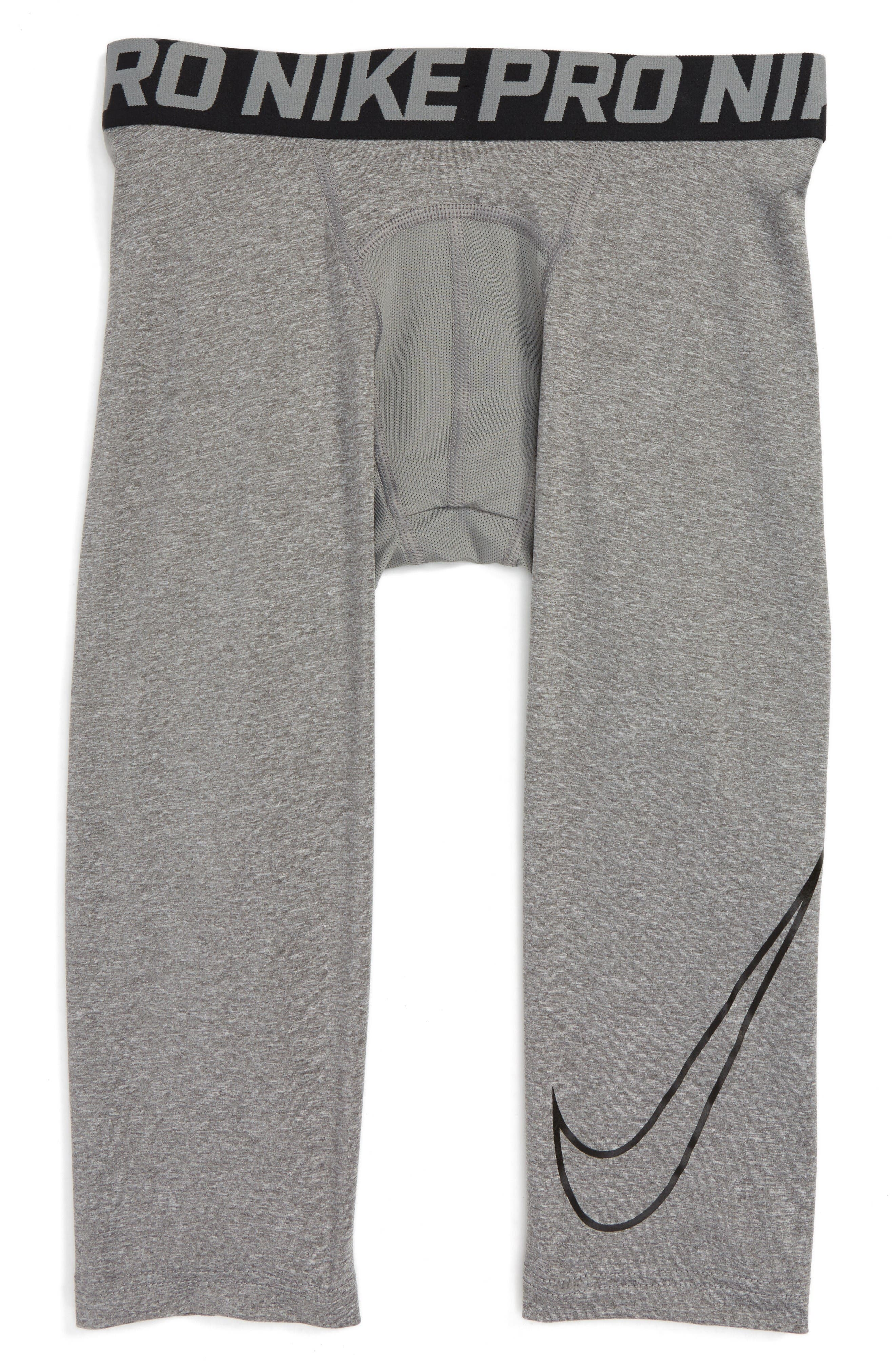 Main Image - Nike Pro Hypercool Compression Tights (Little Boys & Big Boys)