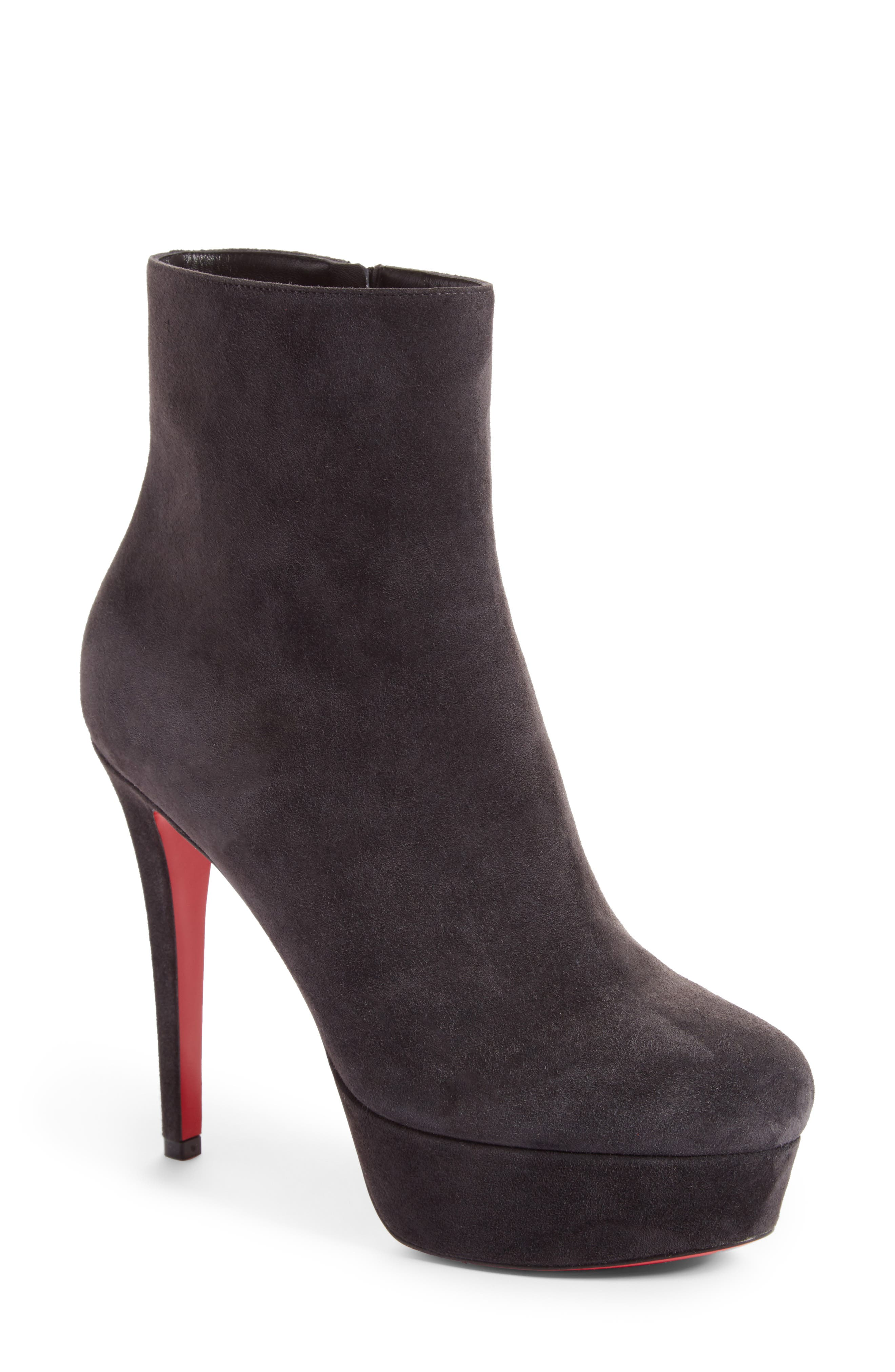 Alternate Image 1 Selected - Christian Louboutin 'Bianca' Platform Bootie