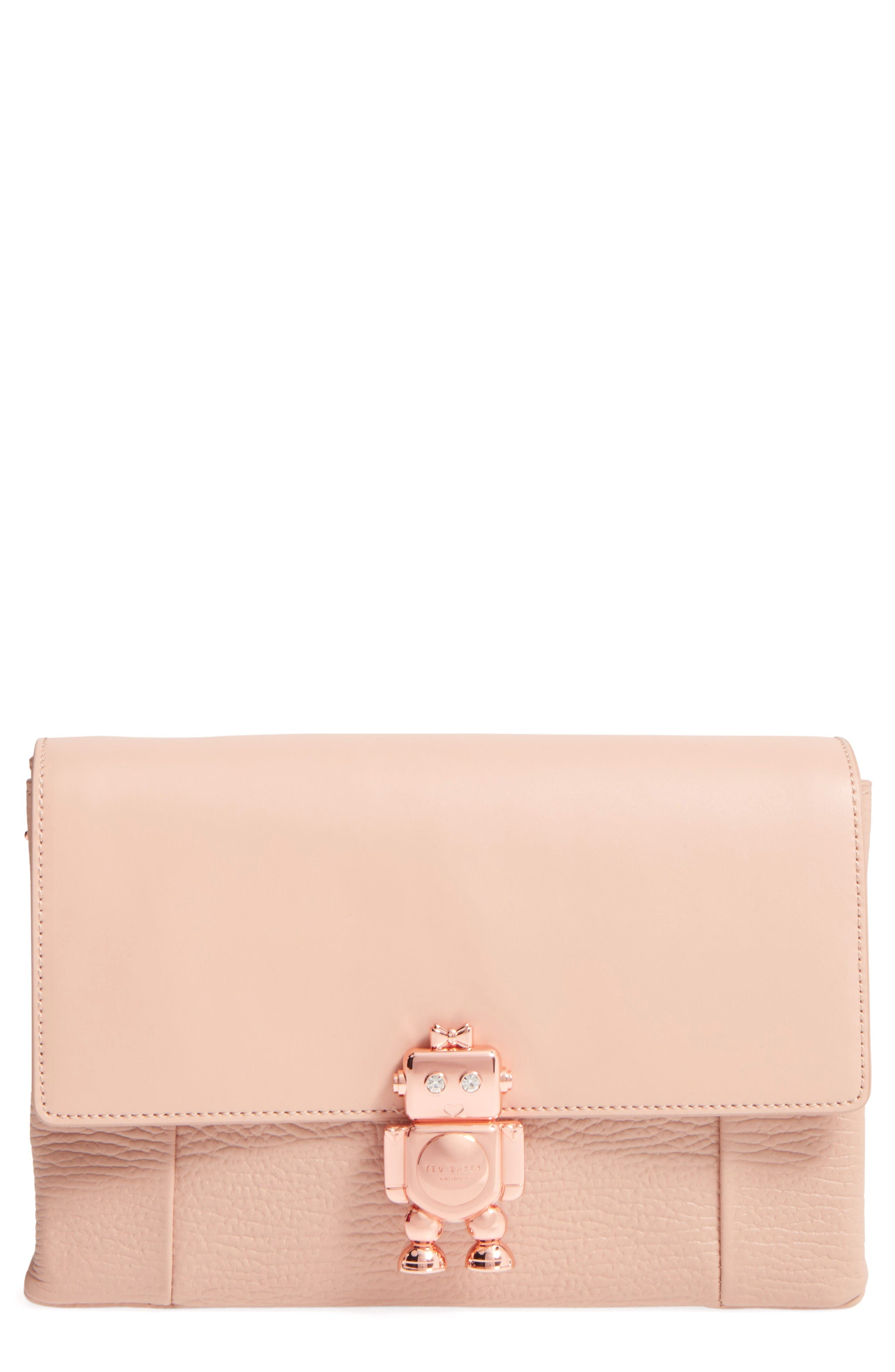 Ted Baker London Jemms Leather Crossbody Bag