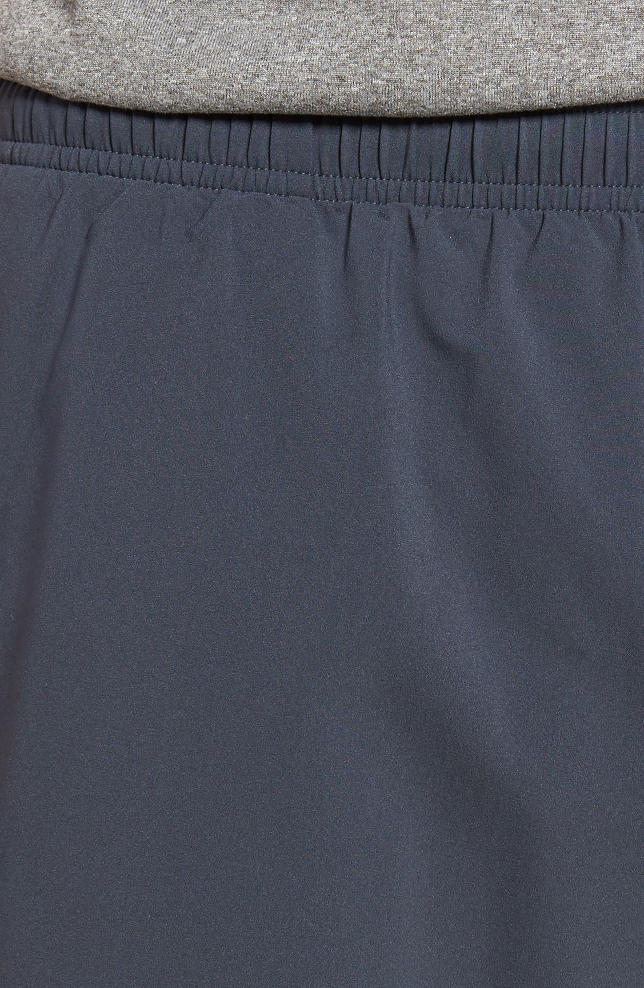 Launch Running Shorts,                             Alternate thumbnail 4, color,                             Stealth Gray