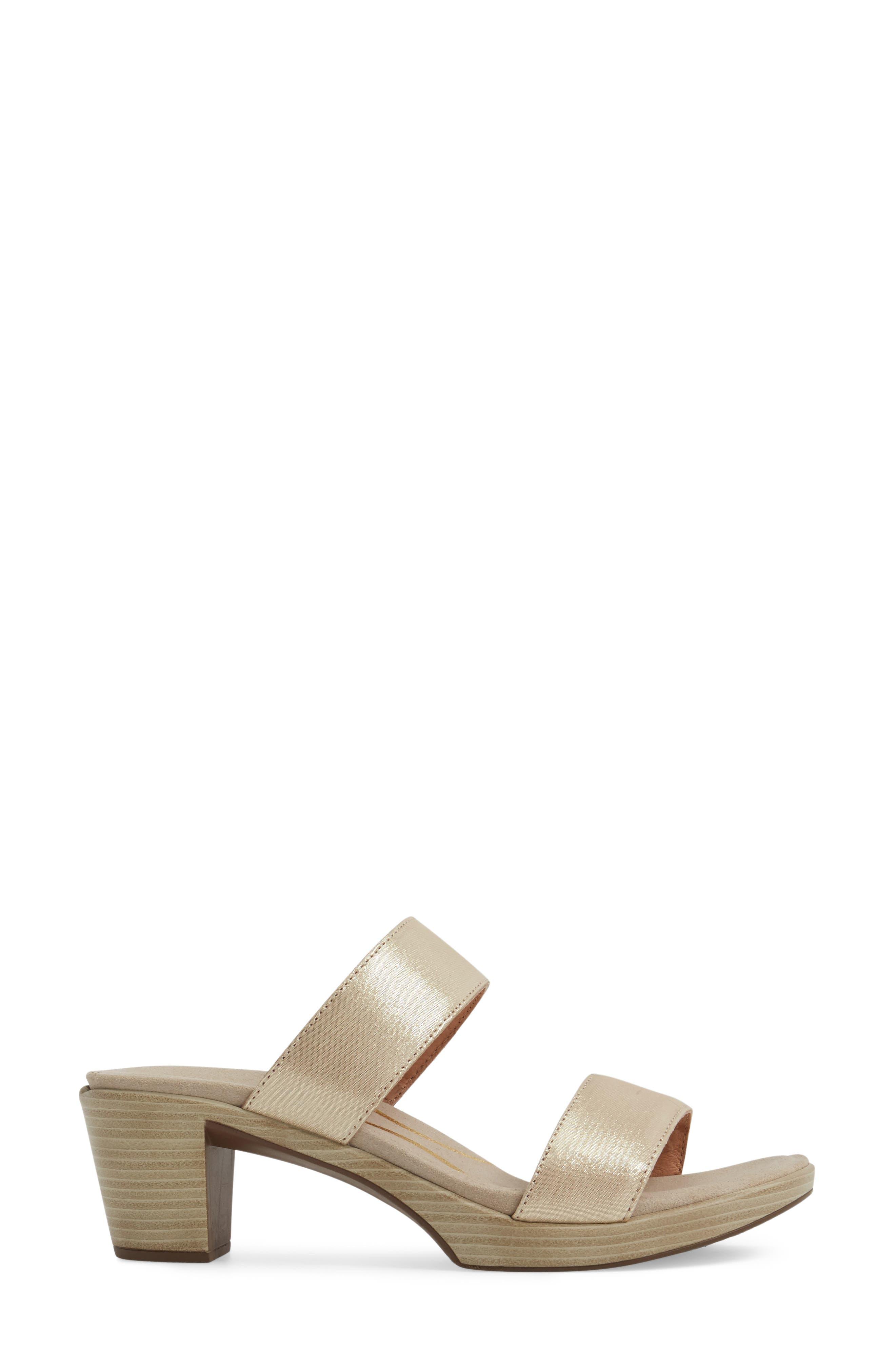 Alternate Image 3  - Naot Fate Platform Sandal (Women)