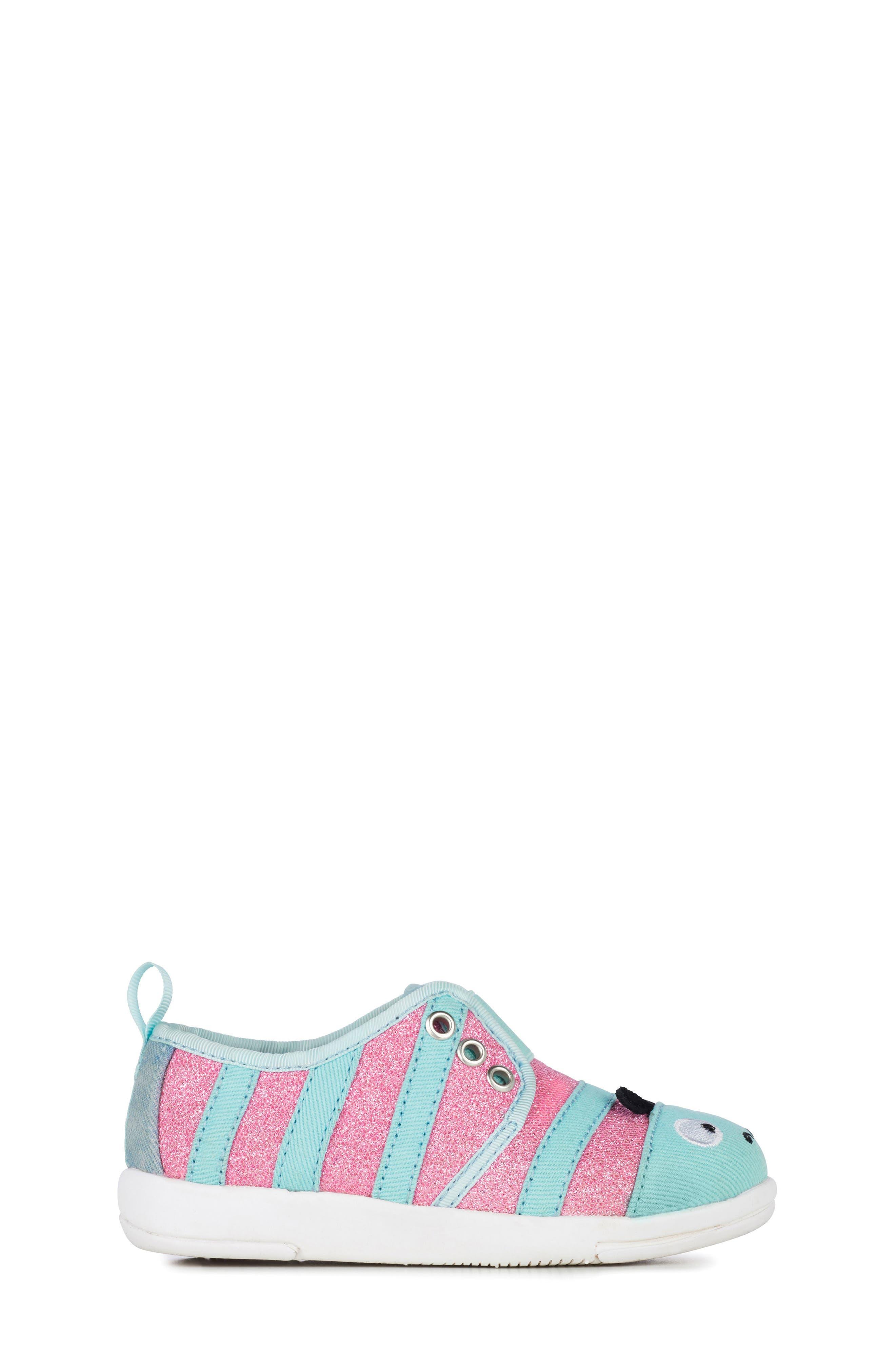 Alternate Image 3  - EMU Australia Caterpillar Laceless Sneaker (Toddler, Little Kid & Big Kid)