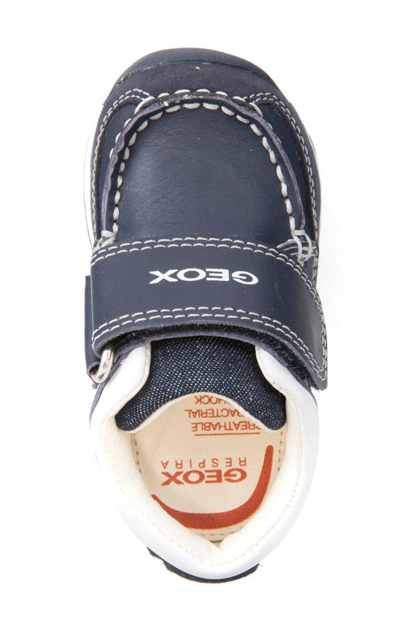 Alternate Image 5  - Geox Beach Sneaker (Baby, Walker & Toddler)