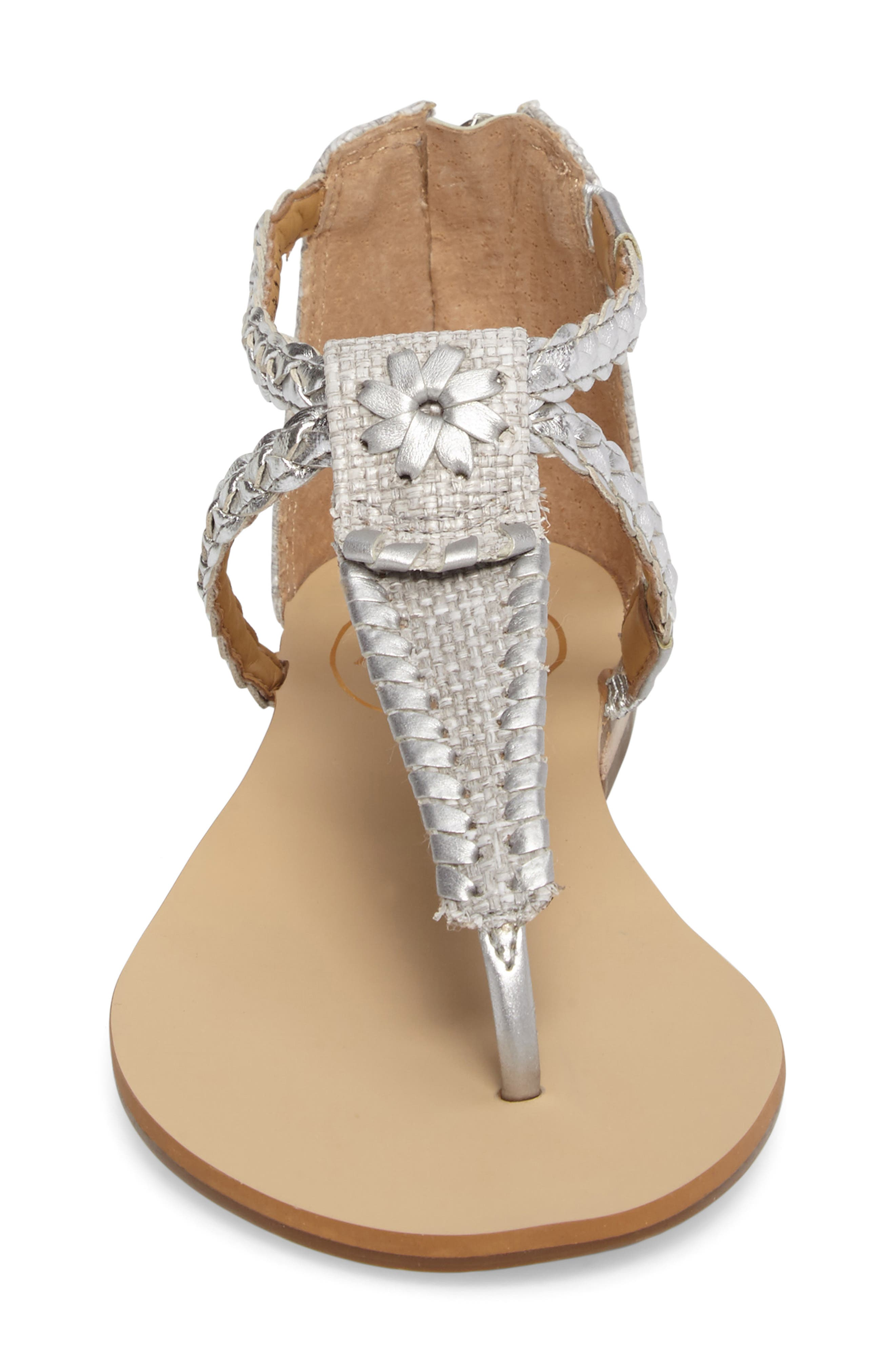 Alternate Image 4  - Jack Rogers Jenna Sandal (Women)