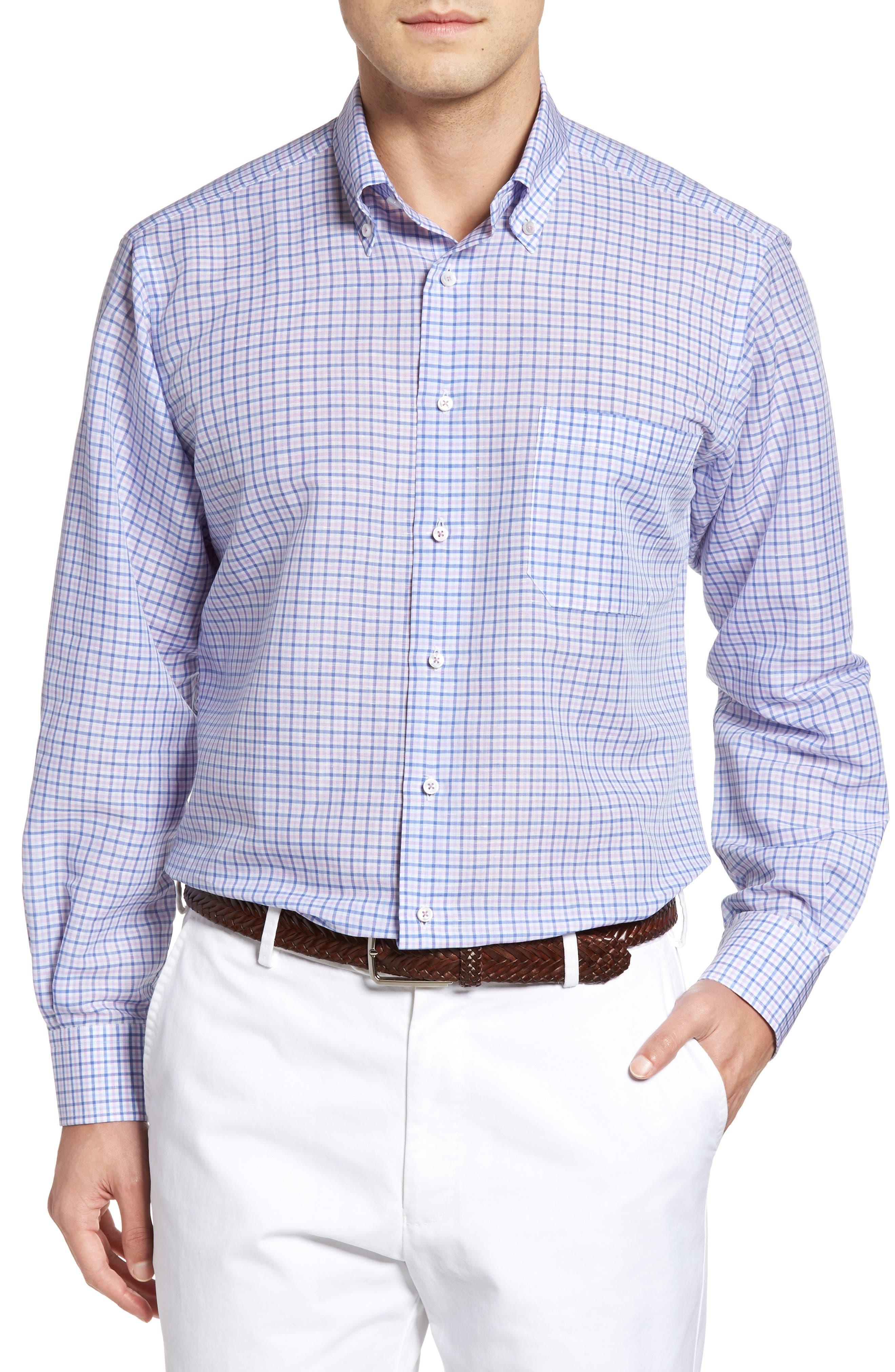 Estate Classic Fit Sport Shirt,                         Main,                         color, Lavender