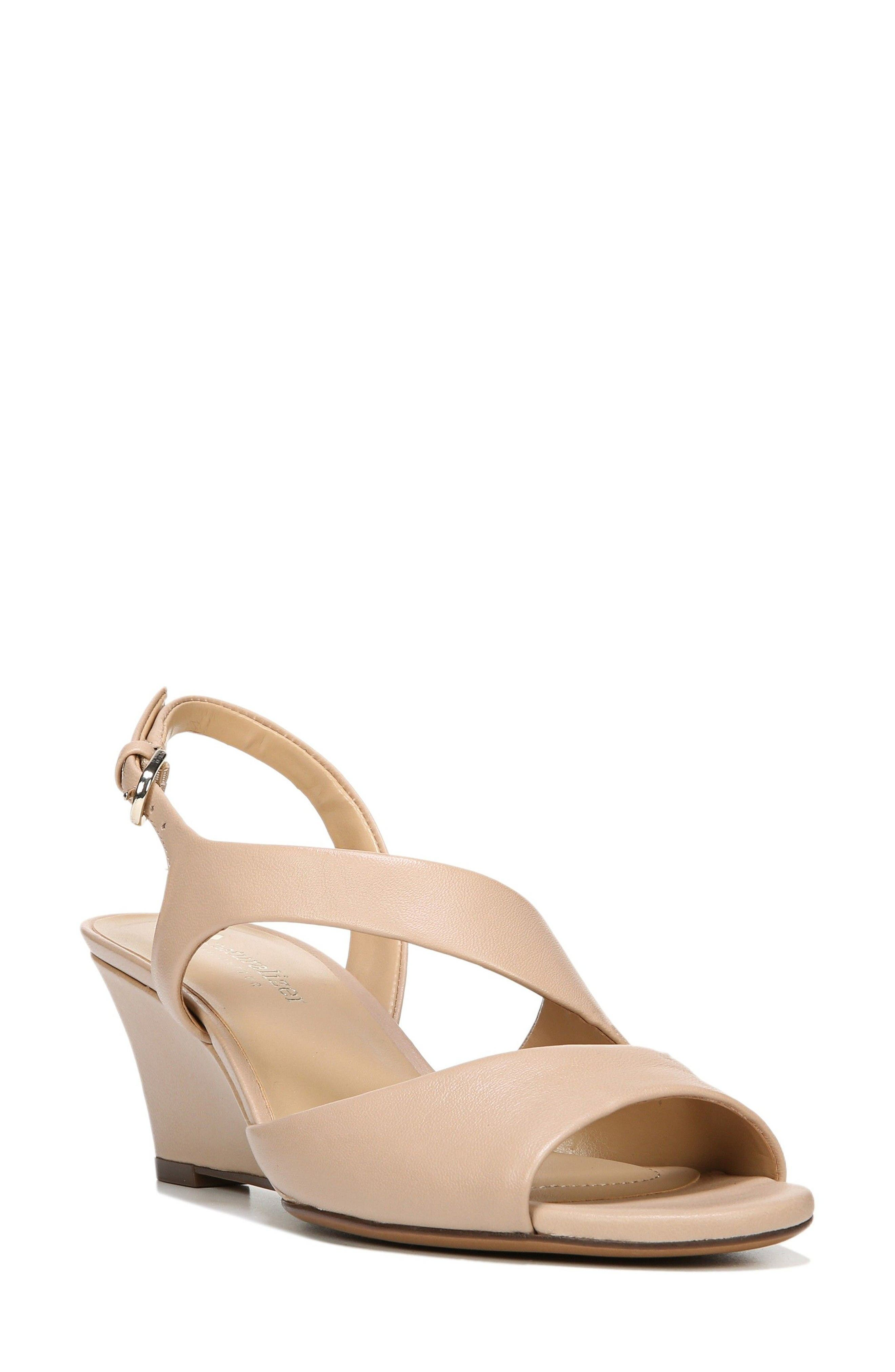 Naturalizer Tonya Wedge Sandal (Women)