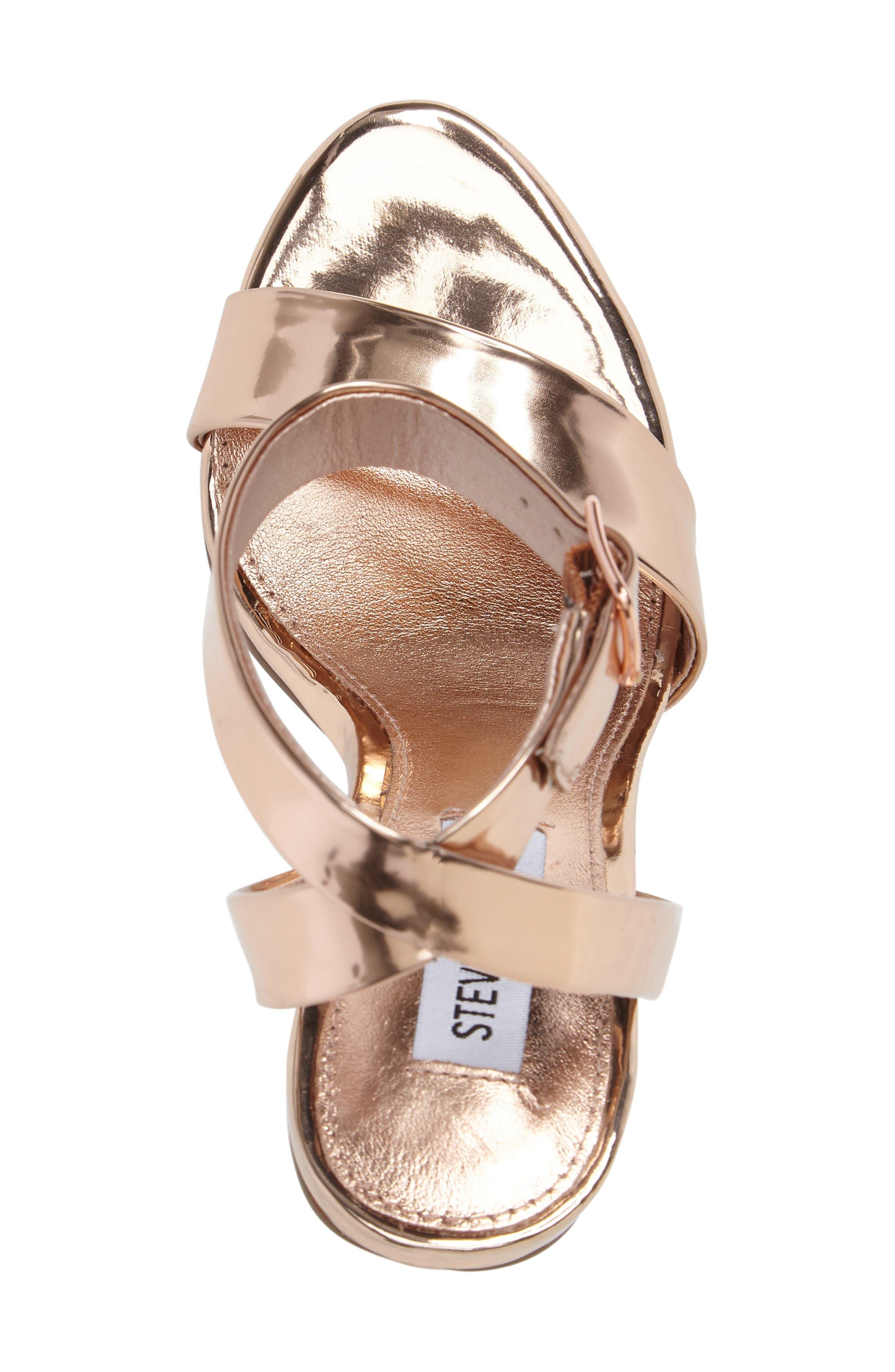 Alternate Image 5  - Steve Madden Treasure Sandal (Women)