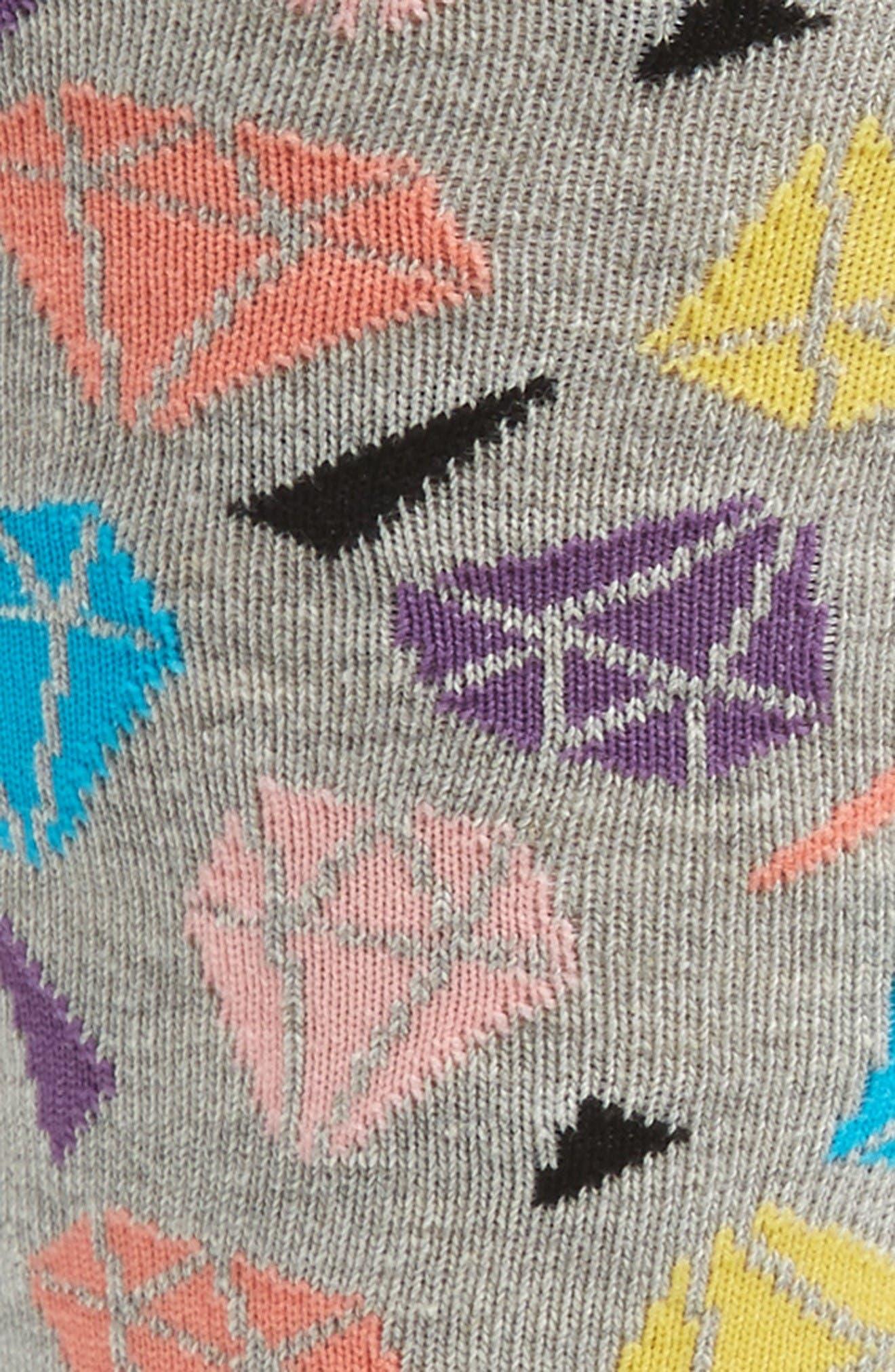 Alternate Image 2  - Happy Socks Diamonds Socks