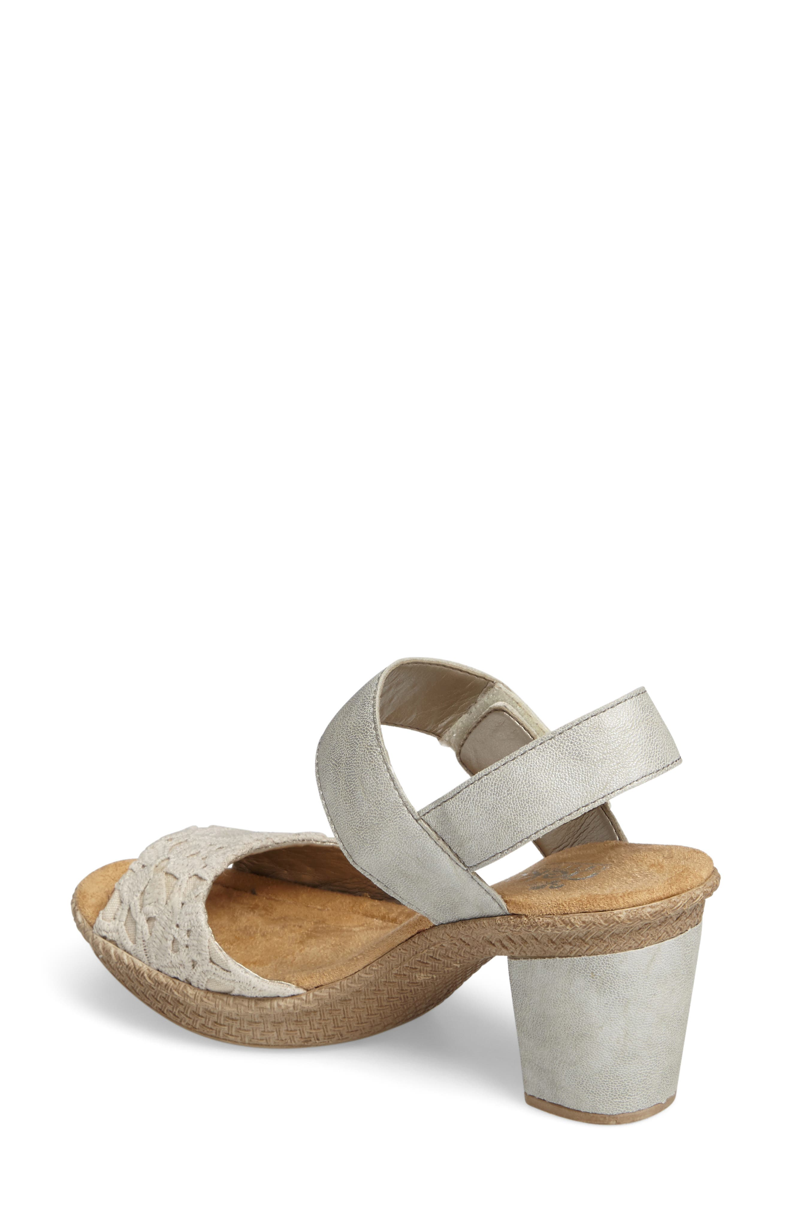 Alternate Image 2  - Rieker Antistress Rabea 61 Sandal (Women)