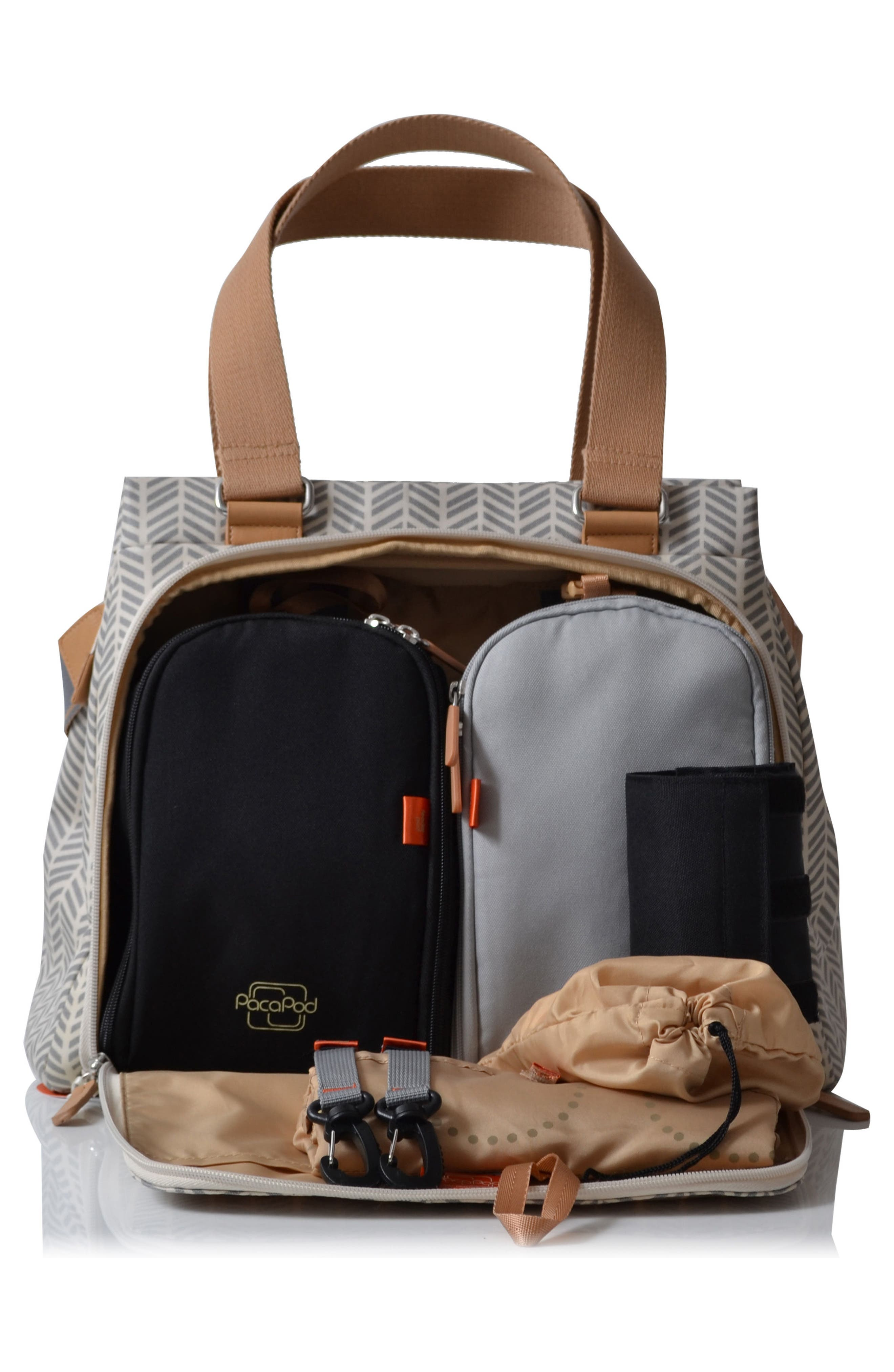 Alternate Image 3  - PacaPod 'Richmond' Diaper Bag