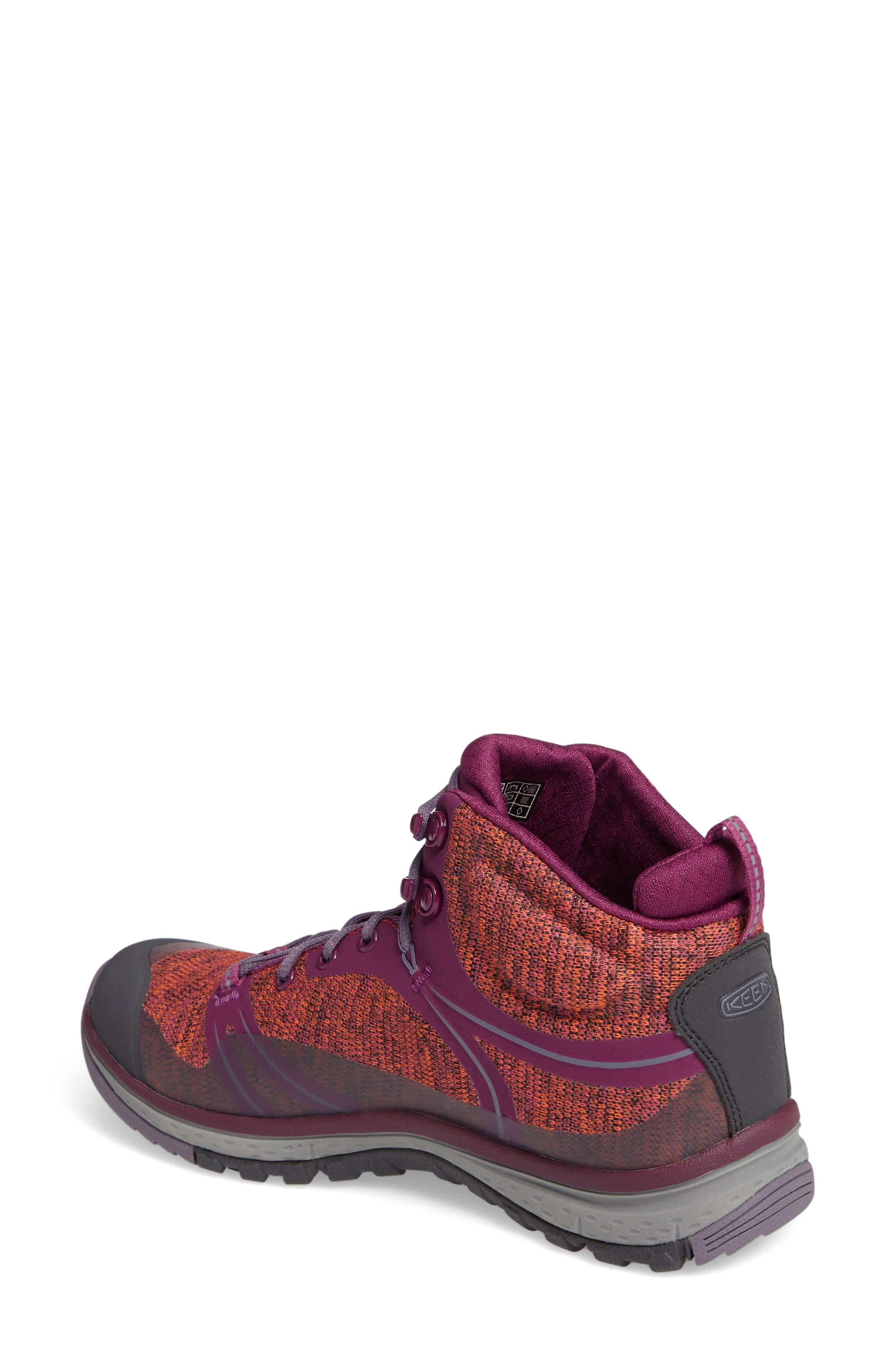 Alternate Image 2  - Keen Terradora Waterproof Hiking Boot (Women)