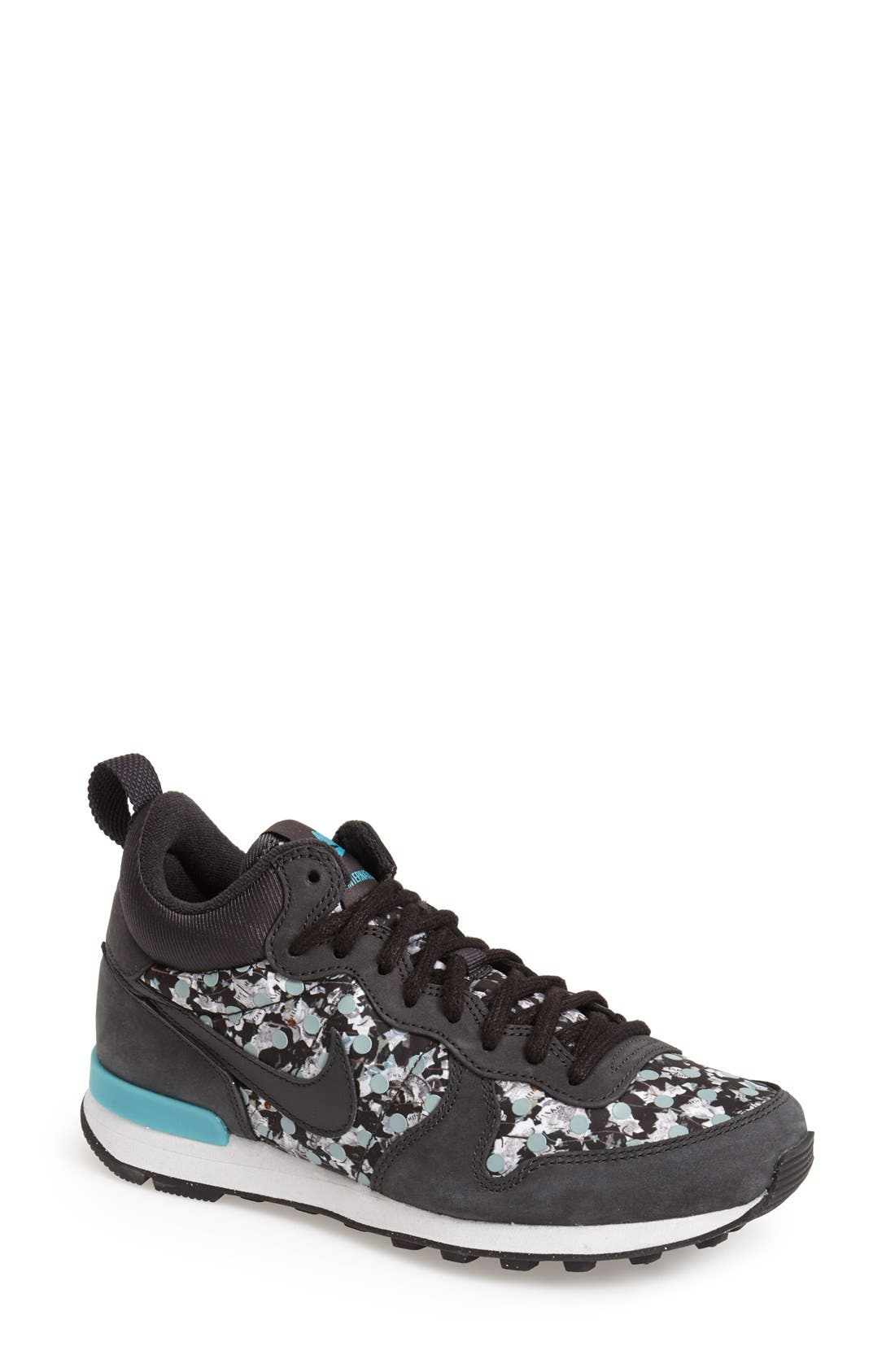 Alternate Image 1 Selected - Nike 'Internationalist Mid - Liberty' Sneaker (Women)