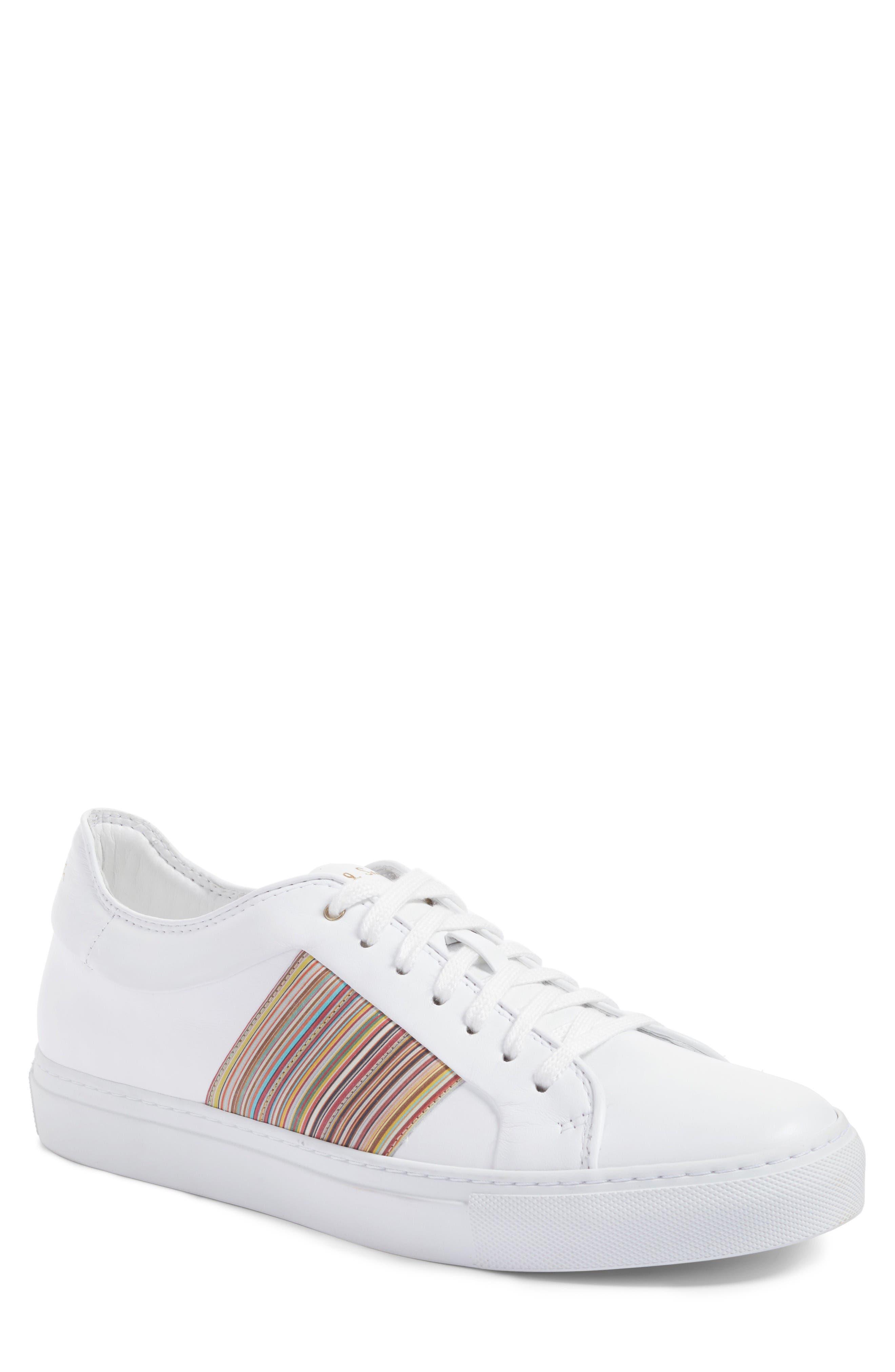 Ivo Sneaker,                             Main thumbnail 1, color,                             White