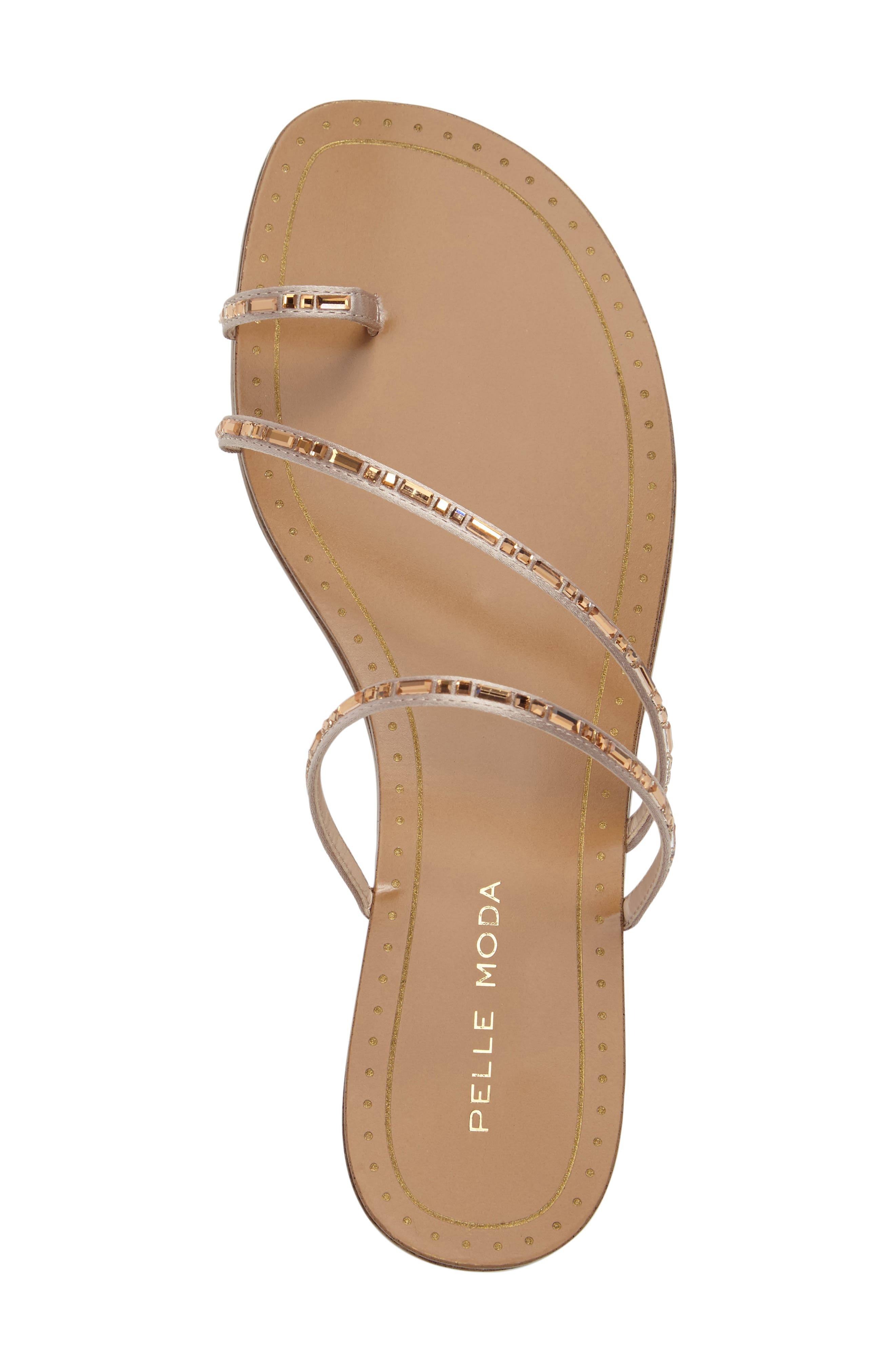 Alternate Image 5  - Pelle Moda Bohem Embellished Sandal (Women)