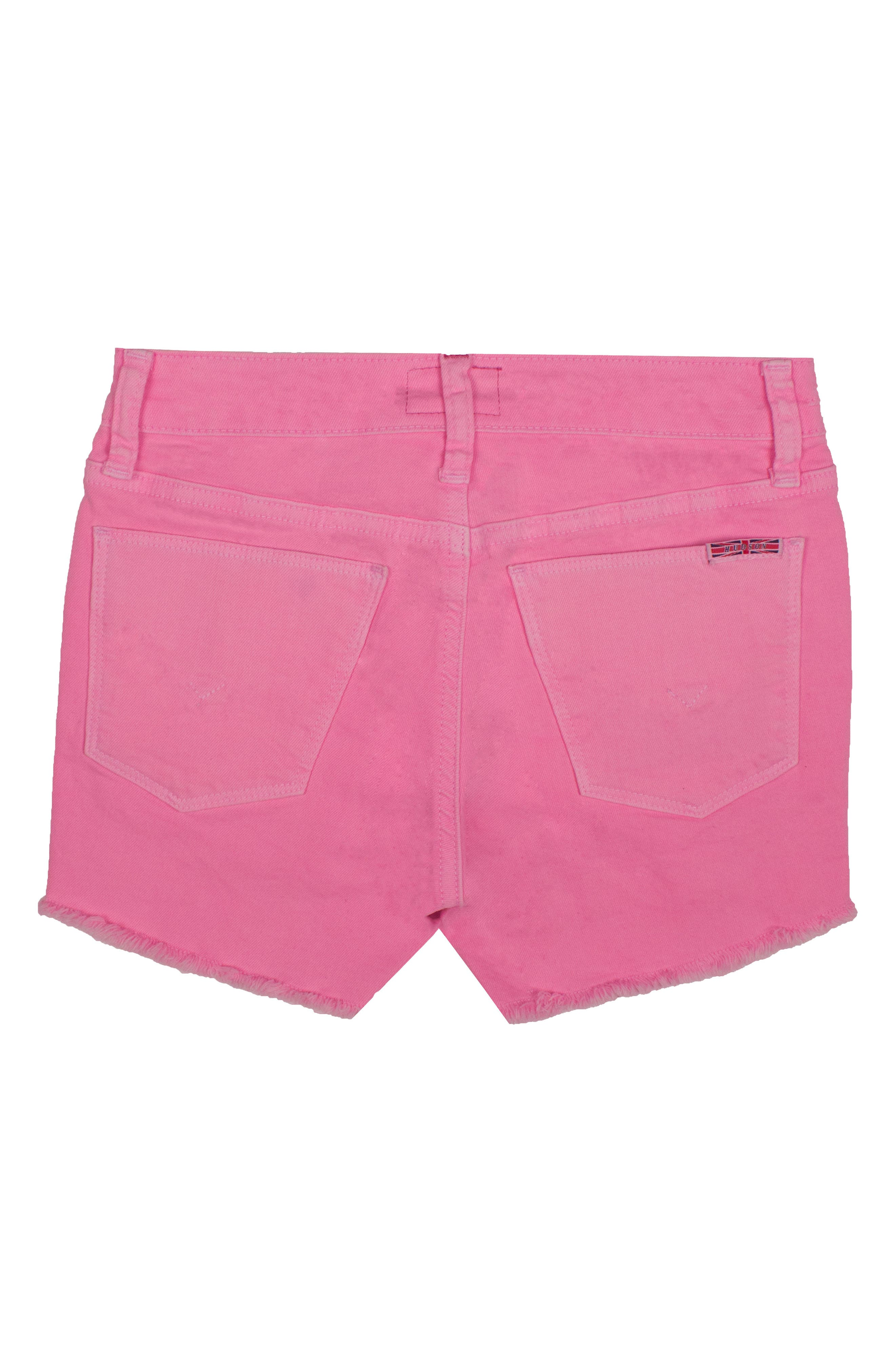 Ava Shorts,                             Alternate thumbnail 2, color,                             Neon Pink