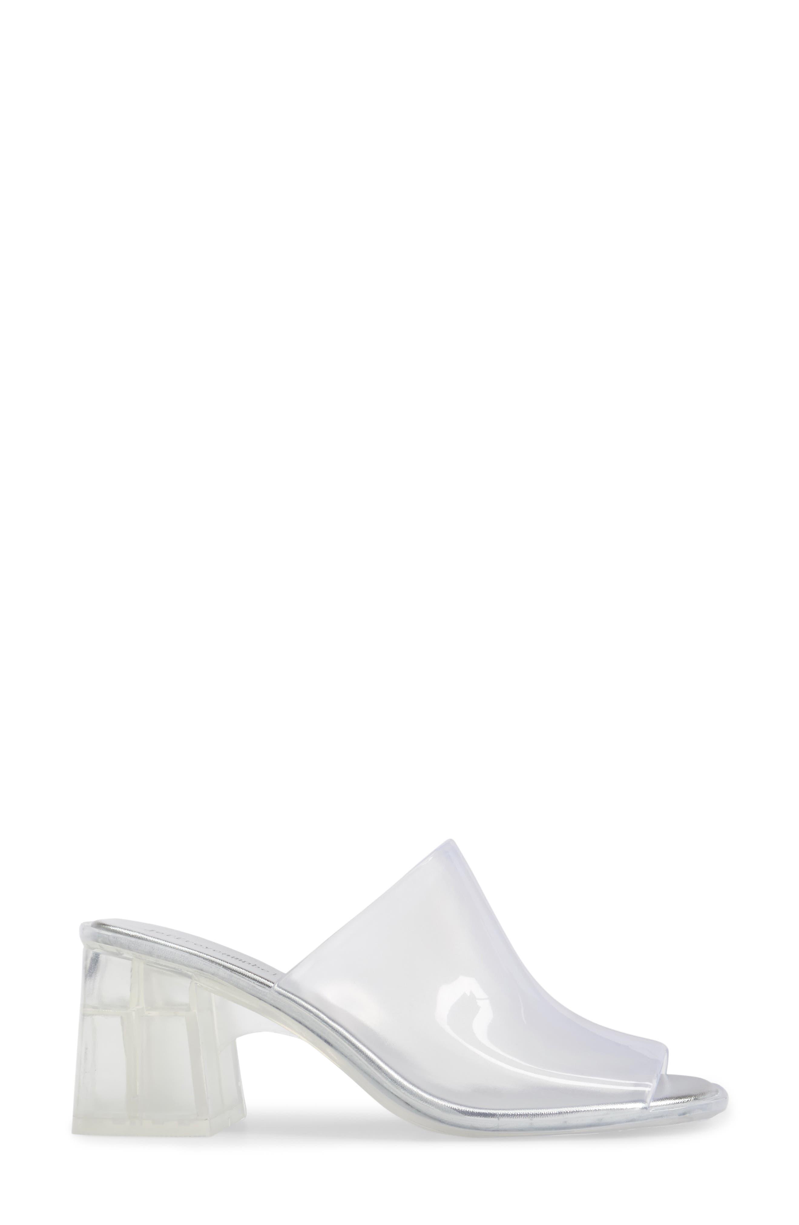 Alternate Image 3  - Jeffrey Campbell Jelly Slide Sandal (Women)