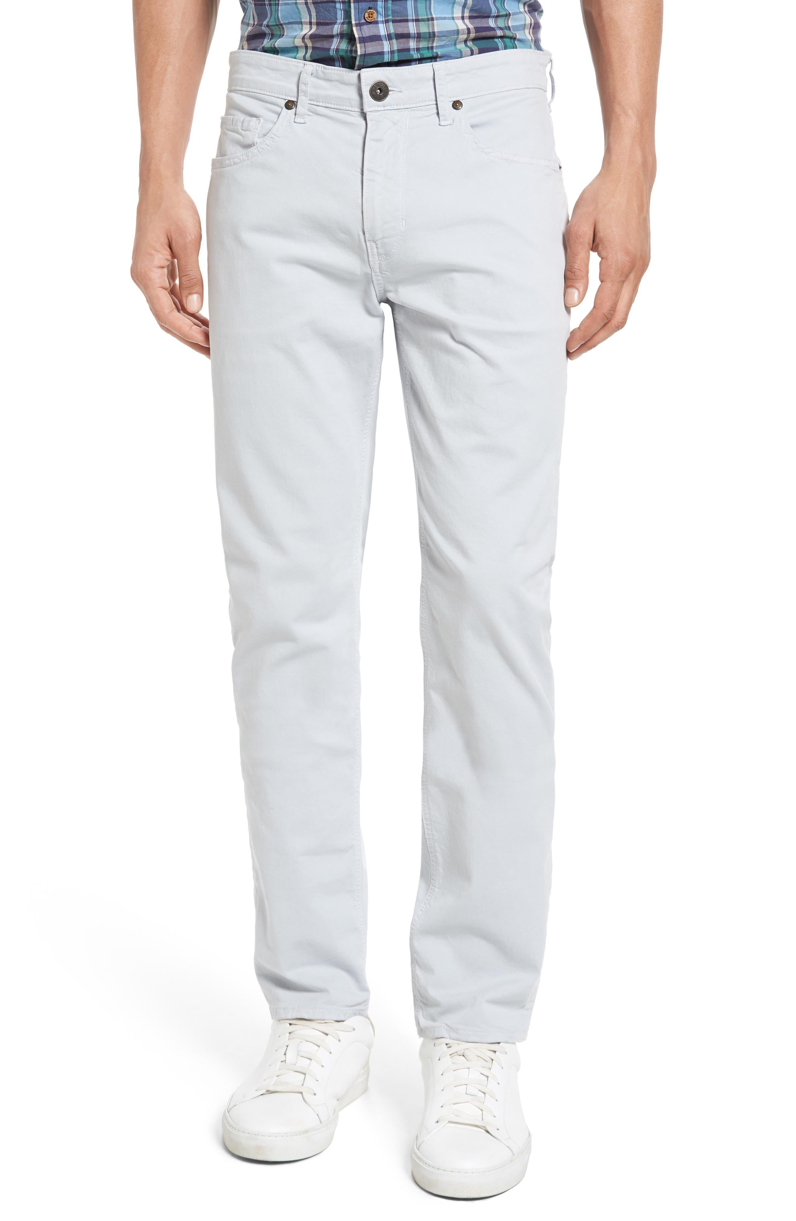 PAIGE Lennox Skinny Fit Jeans