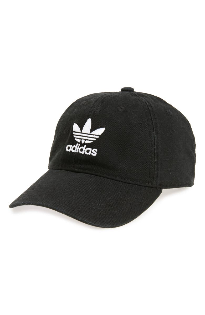 Adidas Originals Adidas Men S Originals Precurved Washed Strapback ... 7d2c06e1e14