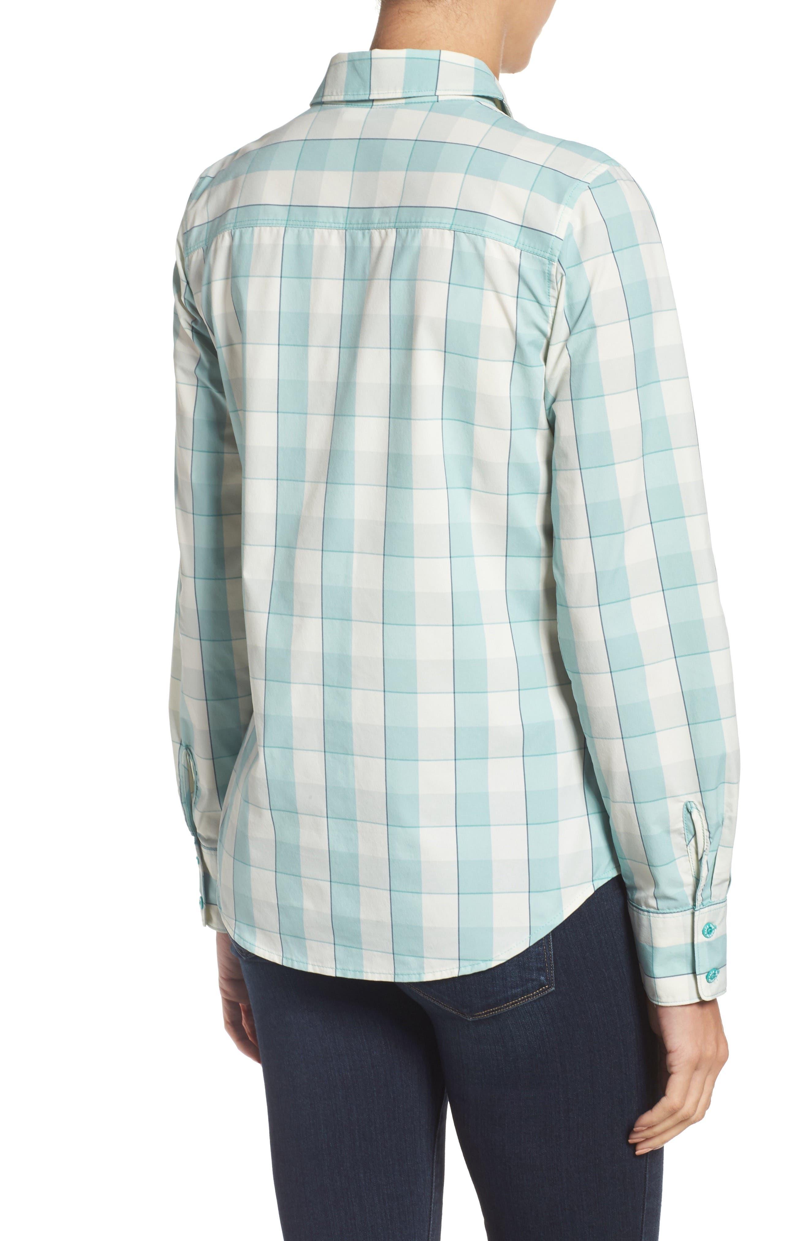 Alternate Image 2  - The North Face Sunblocker Twill Shirt