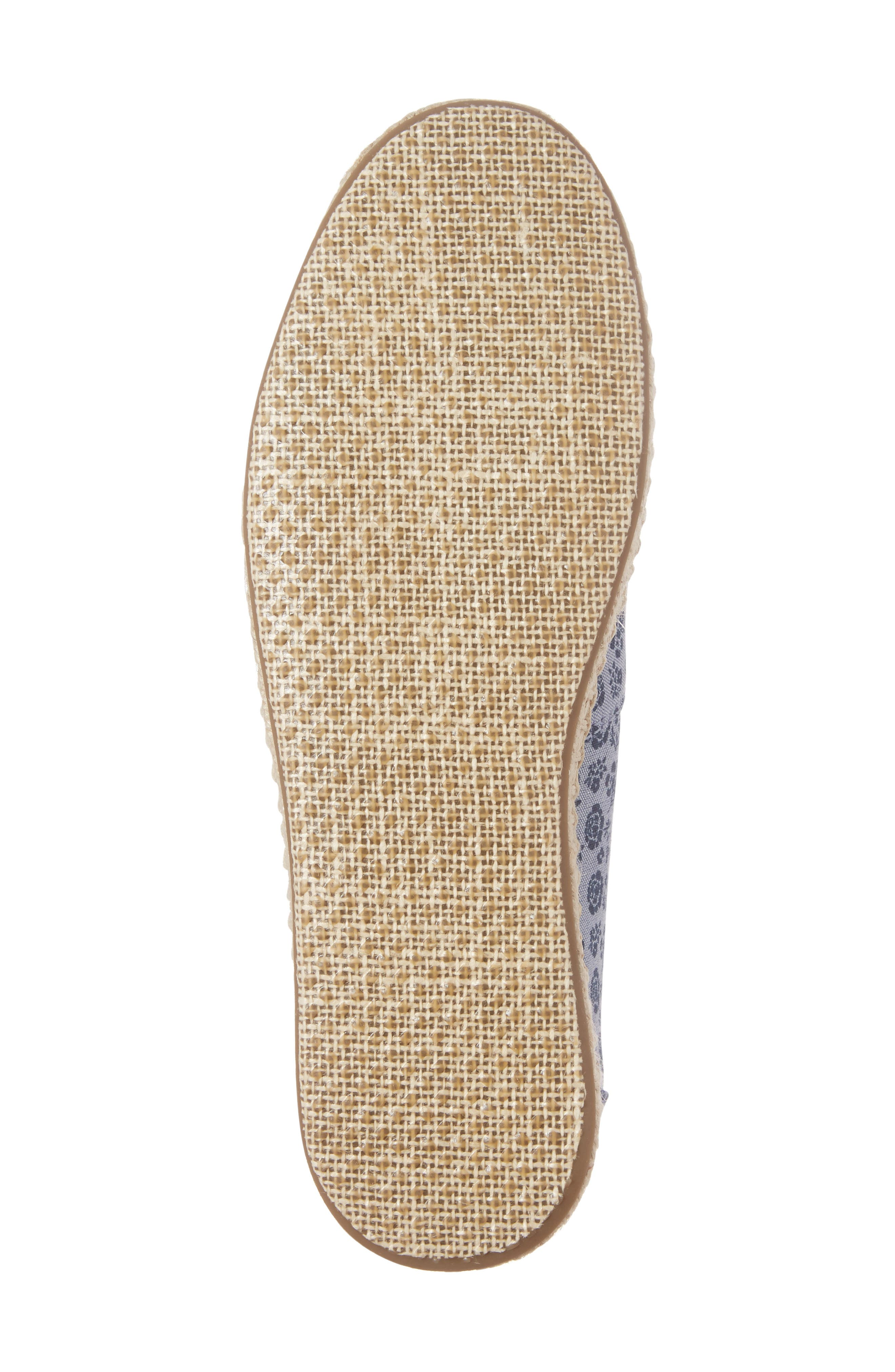 Alternate Image 6  - TOMS Open Toe Espadrille Slip-On (Women)