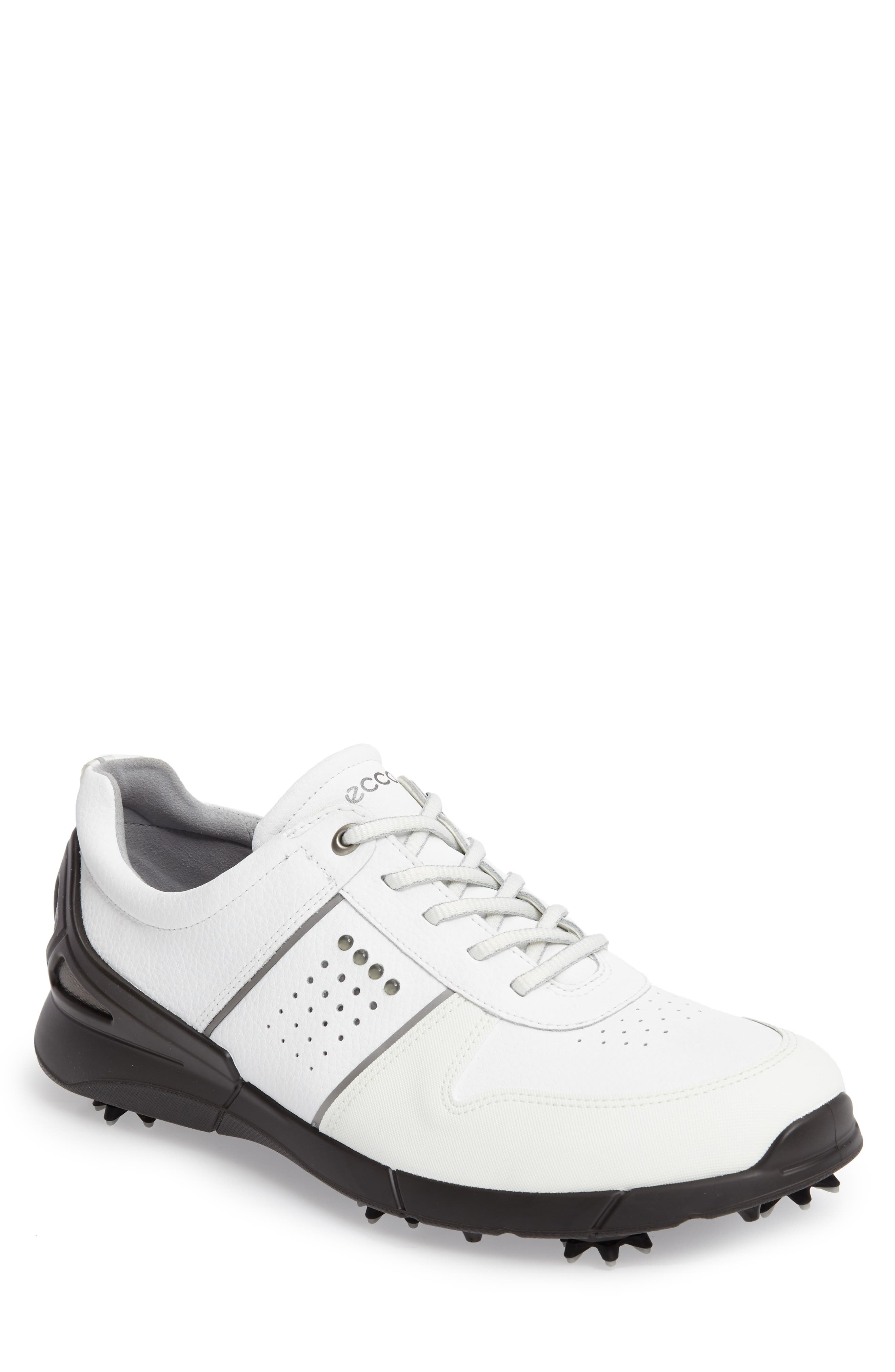 Base One Golf Shoe,                         Main,                         color, White