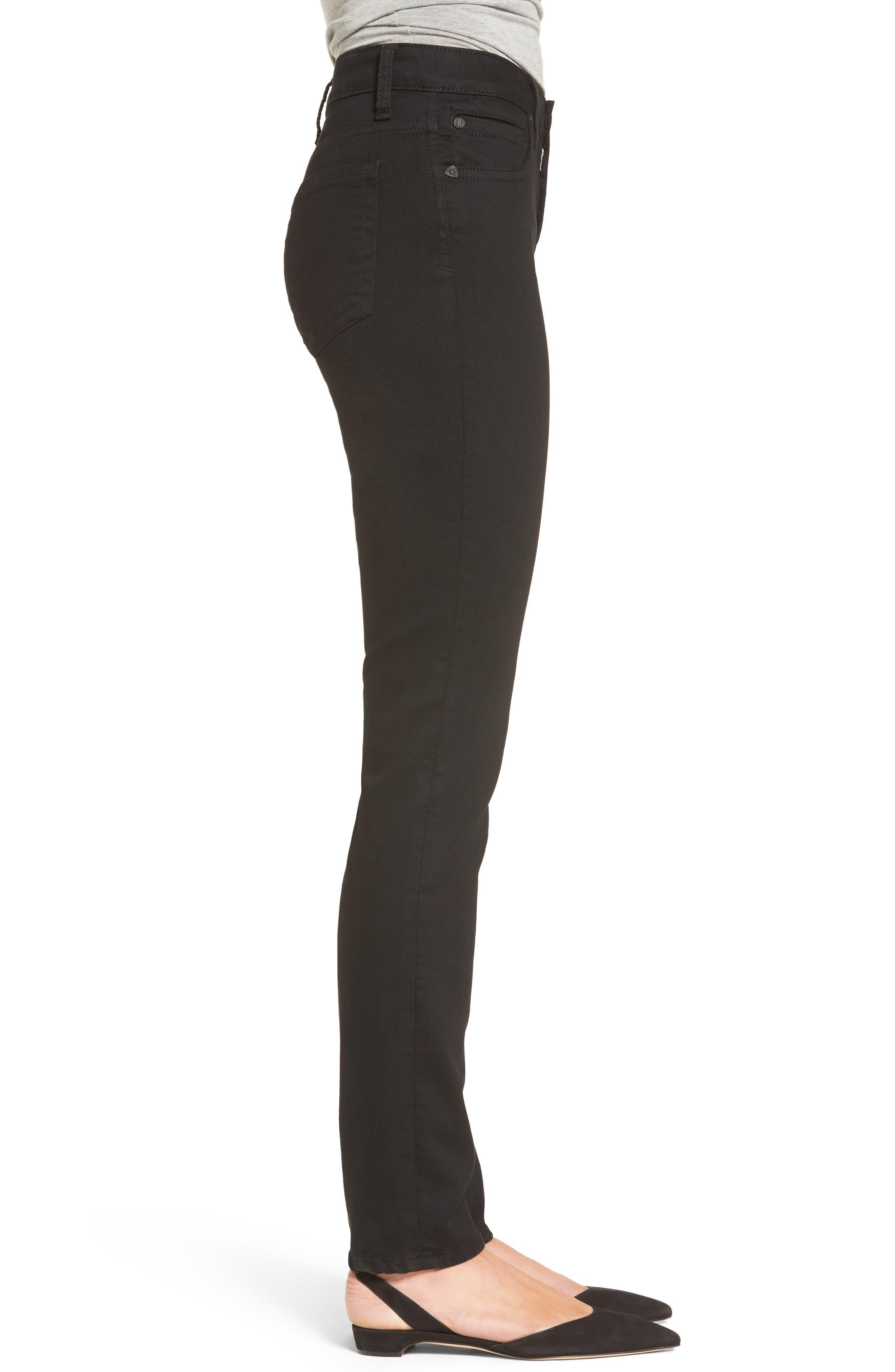 Alternate Image 3  - KUT from the Kloth Diana Stretch Skinny Jeans (Regular & Petite)