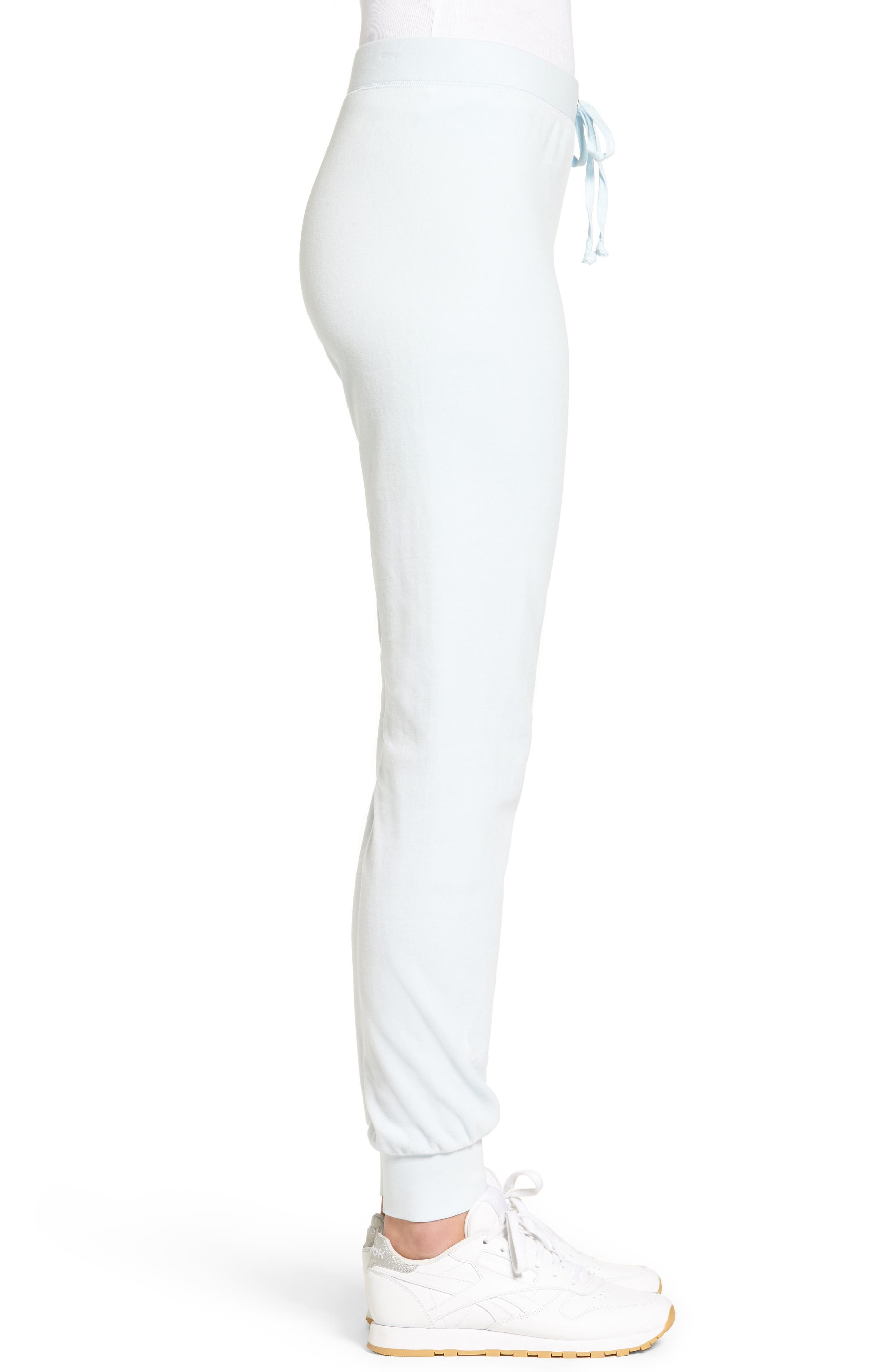 Alternate Image 3  - Juicy Couture Zuma Velour Track Pants