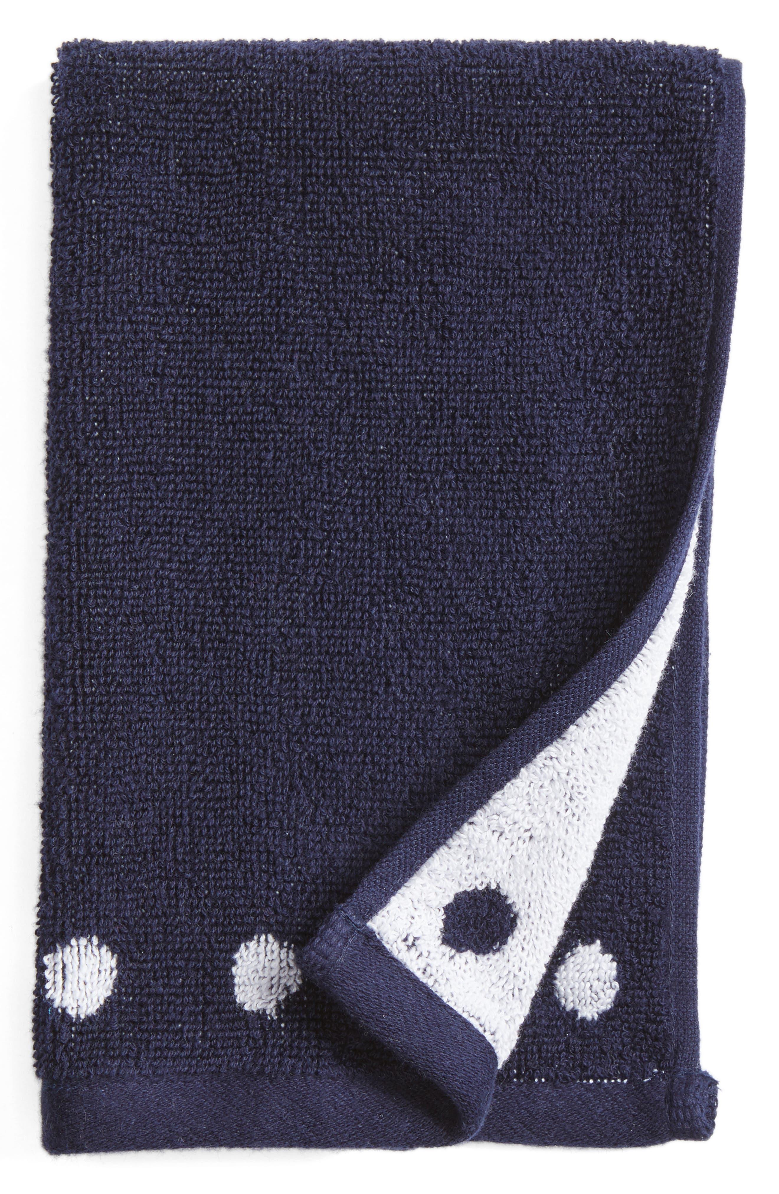 Main Image - kate spade new york dot washcloth