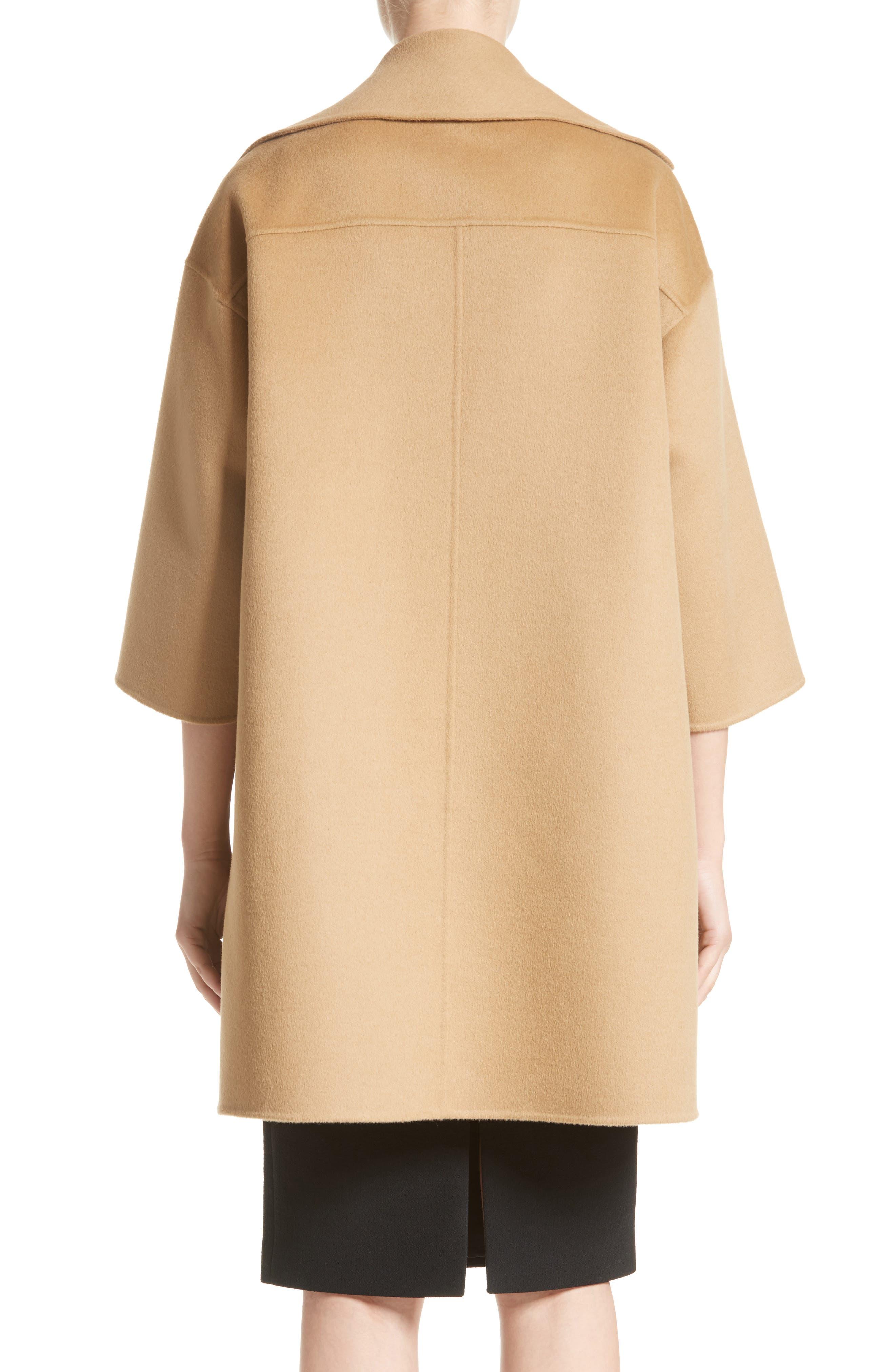 Alternate Image 2  - Michael Kors Wool Blend Coat