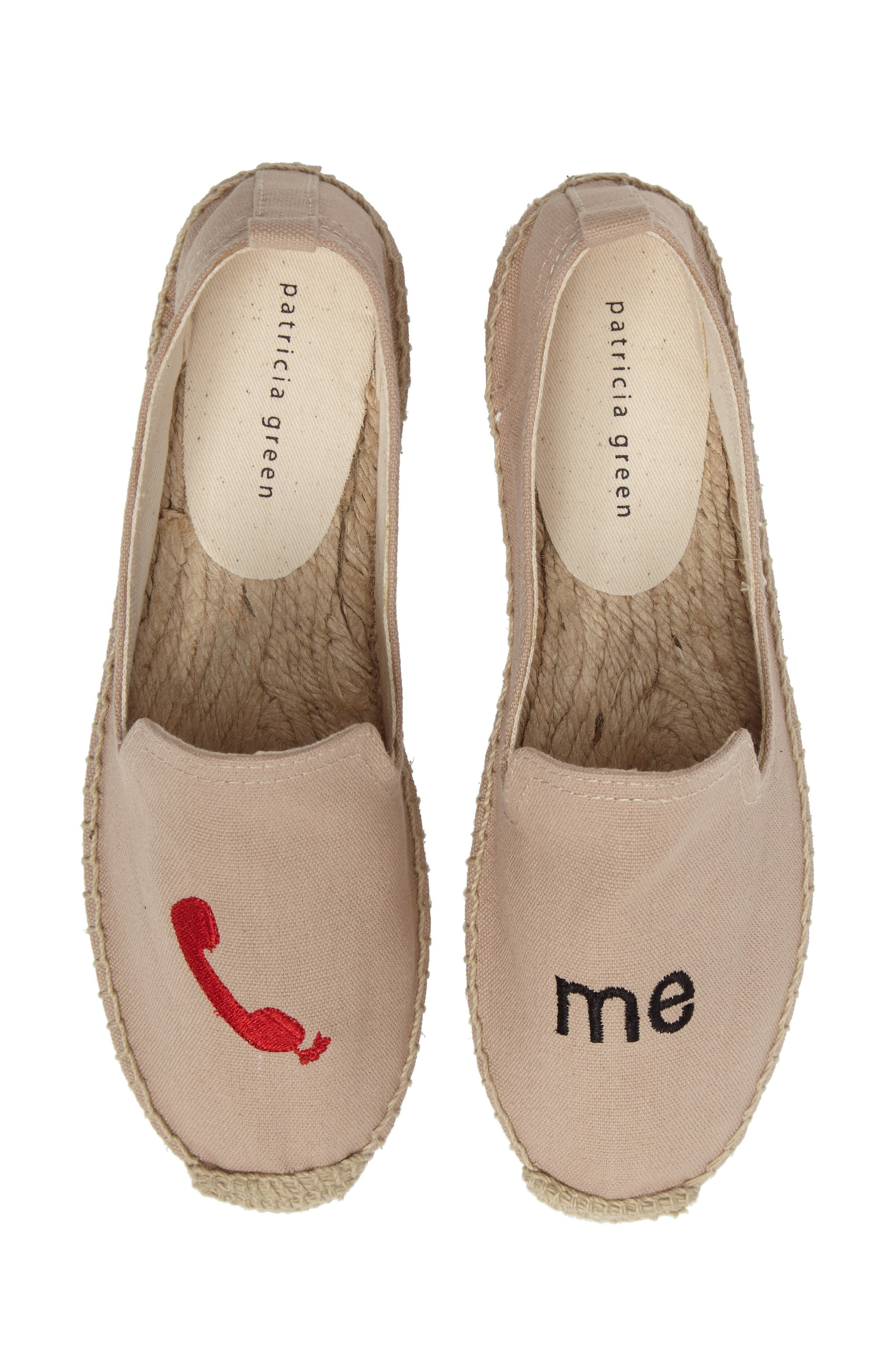 Alternate Image 1 Selected - patricia green Call Me Espadrille Flat (Women)