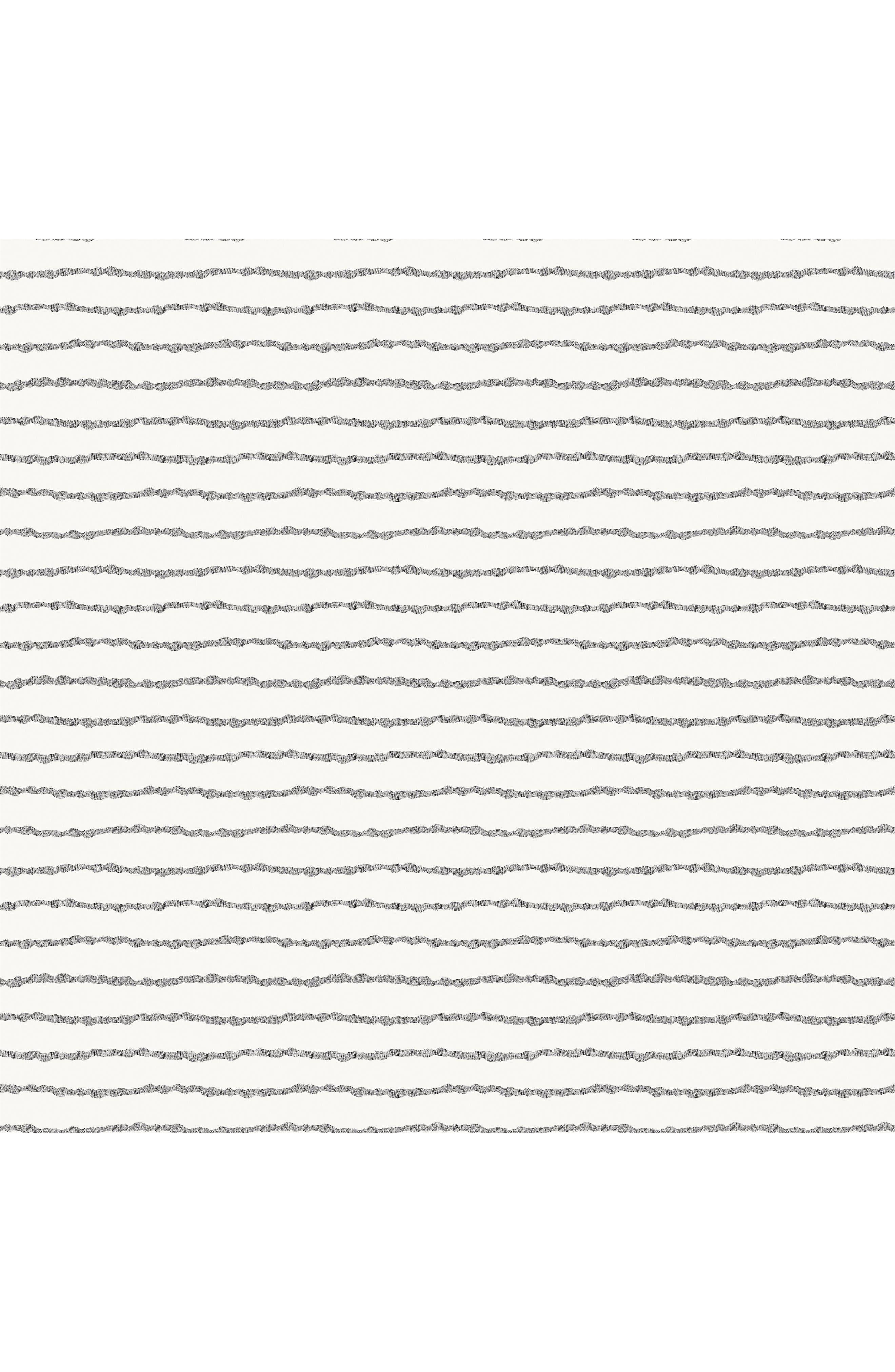 Tempaper Lines Self-Adhesive Vinyl Wallpaper